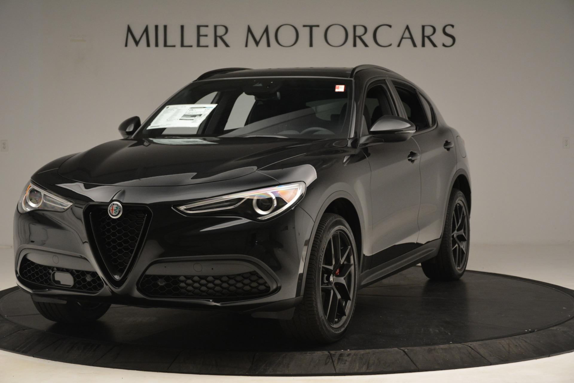 New 2019 Alfa Romeo Stelvio Ti Sport Q4 For Sale In Greenwich, CT 3251_main