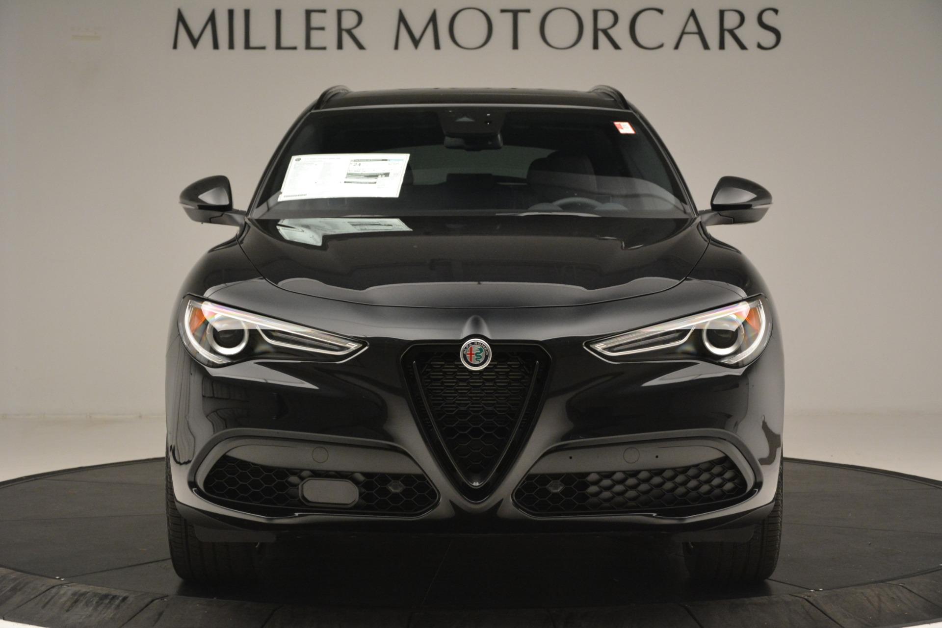 New 2019 Alfa Romeo Stelvio Ti Sport Q4 For Sale In Greenwich, CT 3251_p12