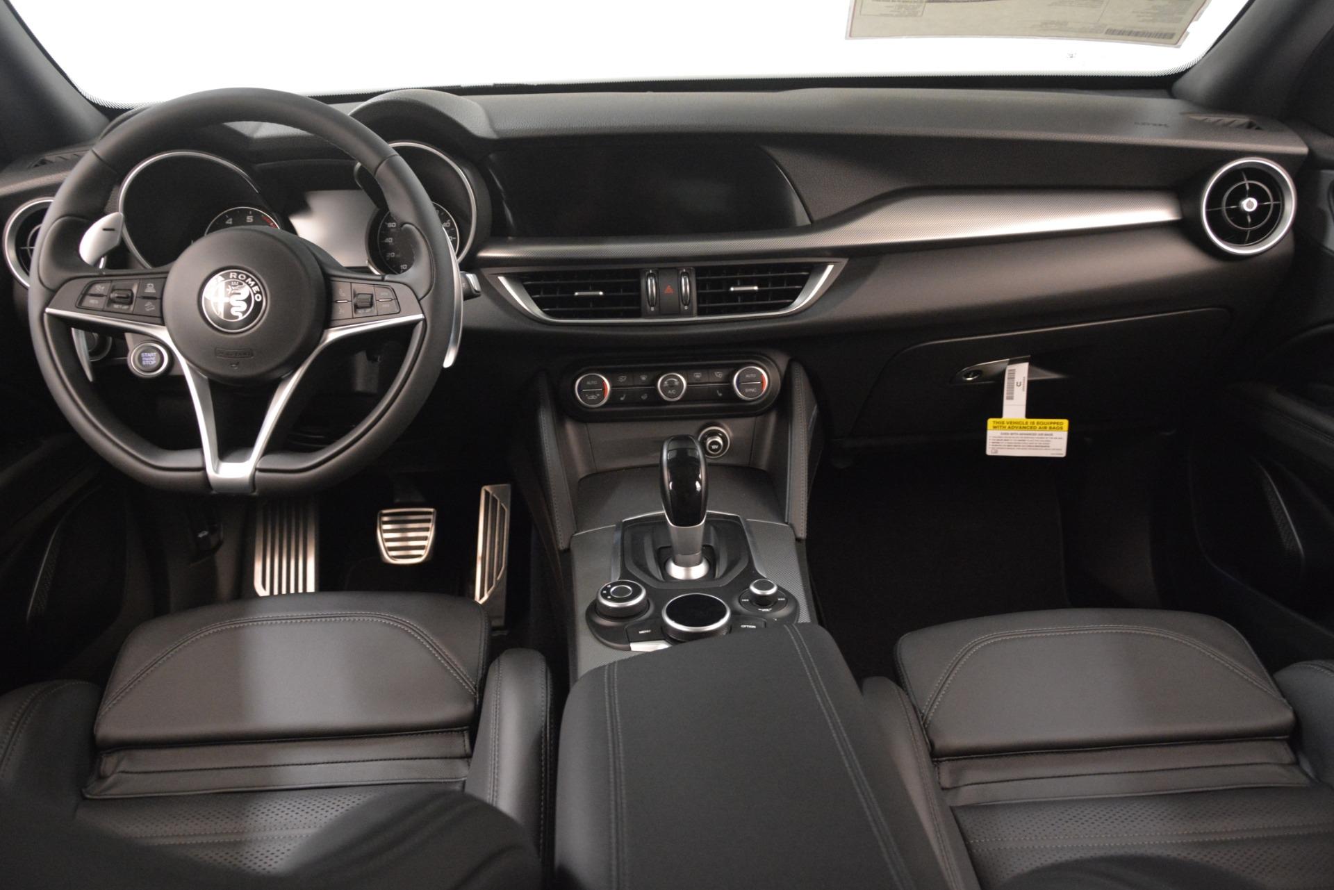 New 2019 Alfa Romeo Stelvio Ti Sport Q4 For Sale In Greenwich, CT 3251_p16