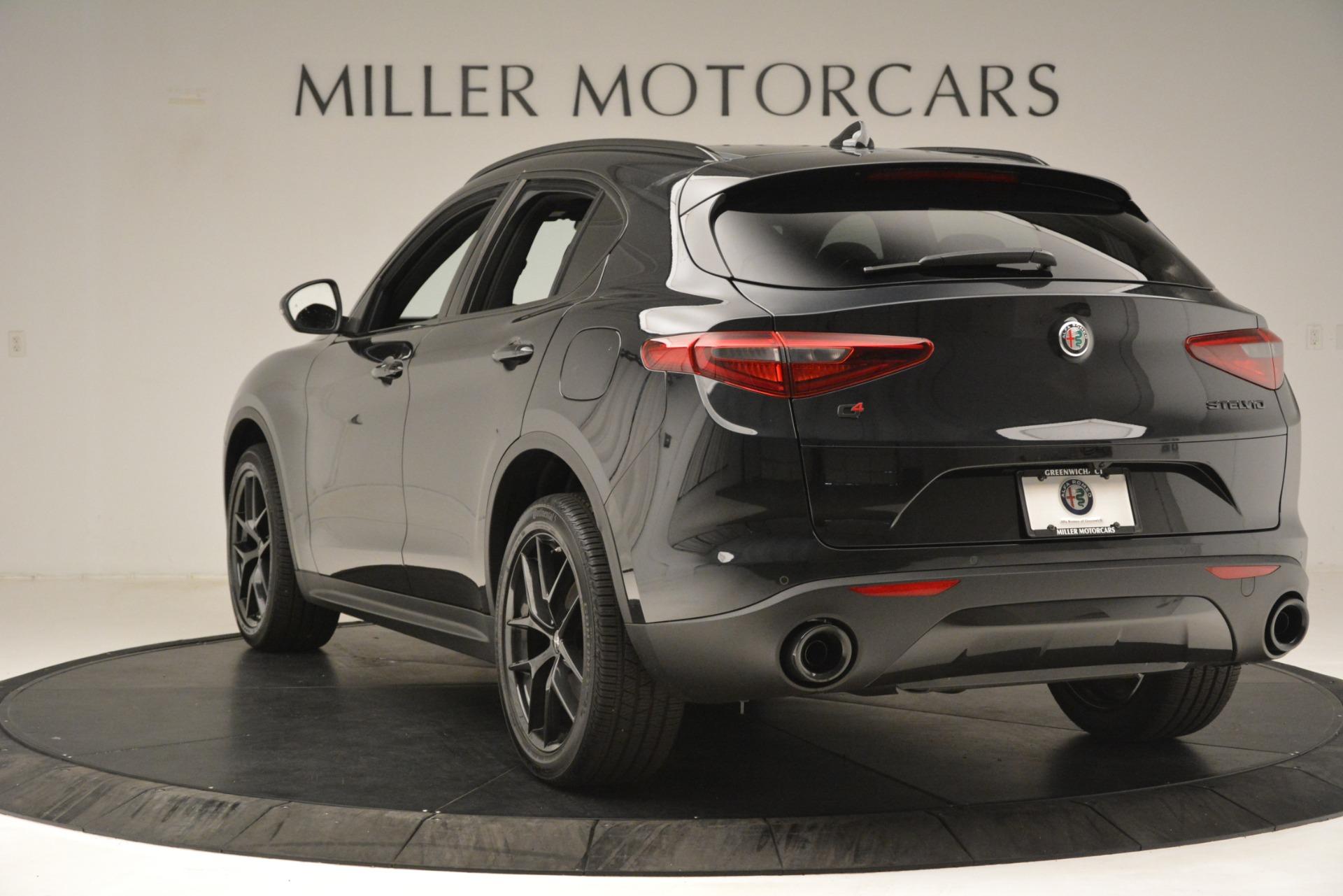 New 2019 Alfa Romeo Stelvio Ti Sport Q4 For Sale In Greenwich, CT 3251_p5