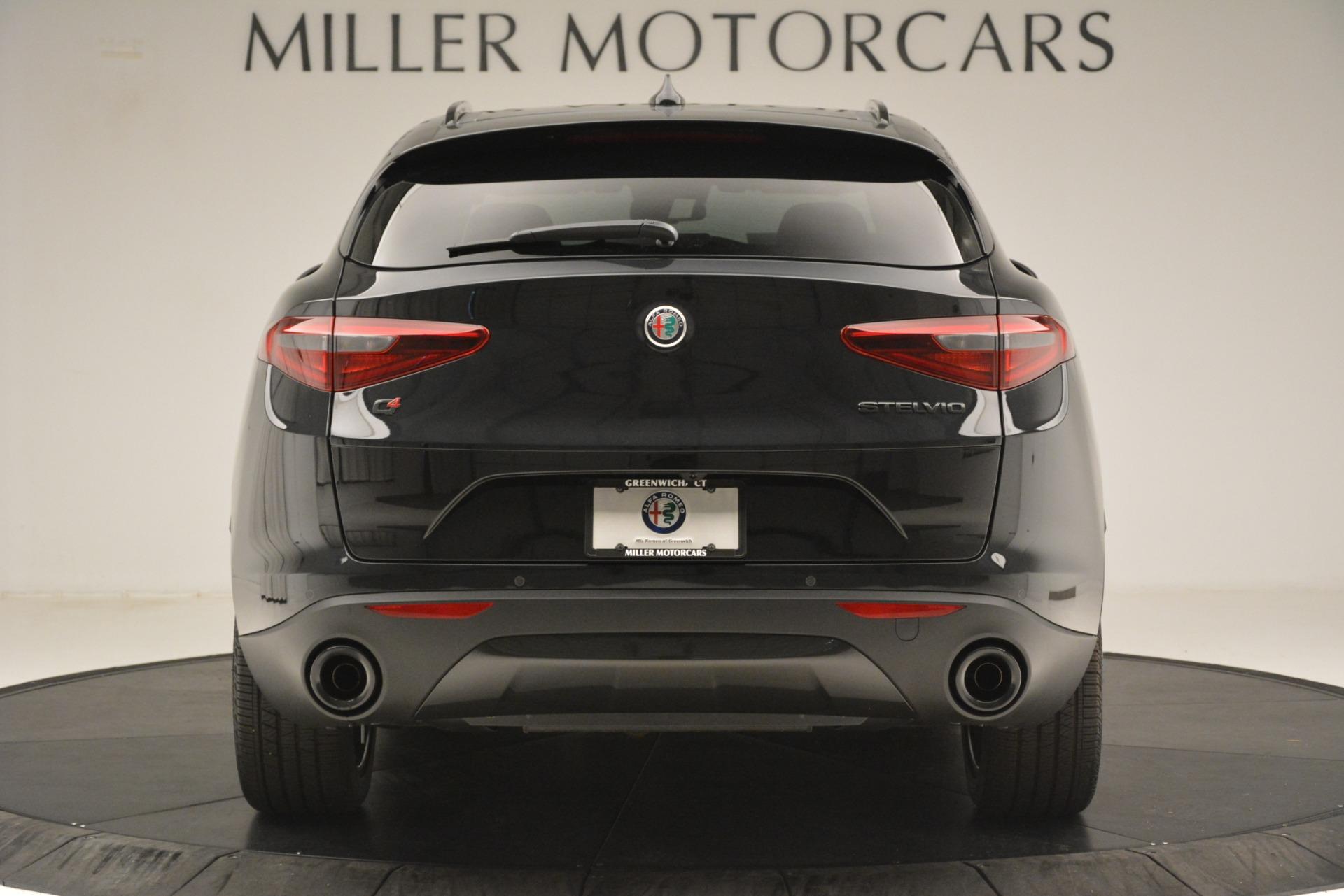 New 2019 Alfa Romeo Stelvio Ti Sport Q4 For Sale In Greenwich, CT 3251_p6