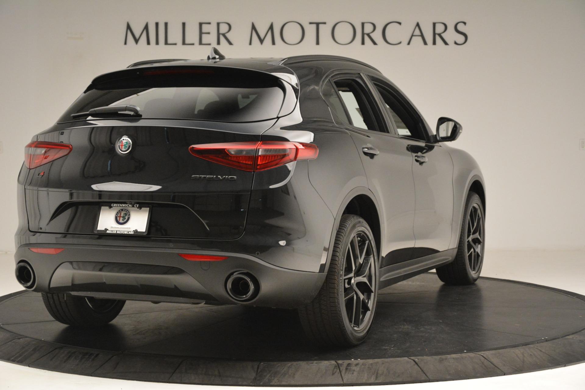 New 2019 Alfa Romeo Stelvio Ti Sport Q4 For Sale In Greenwich, CT 3251_p7