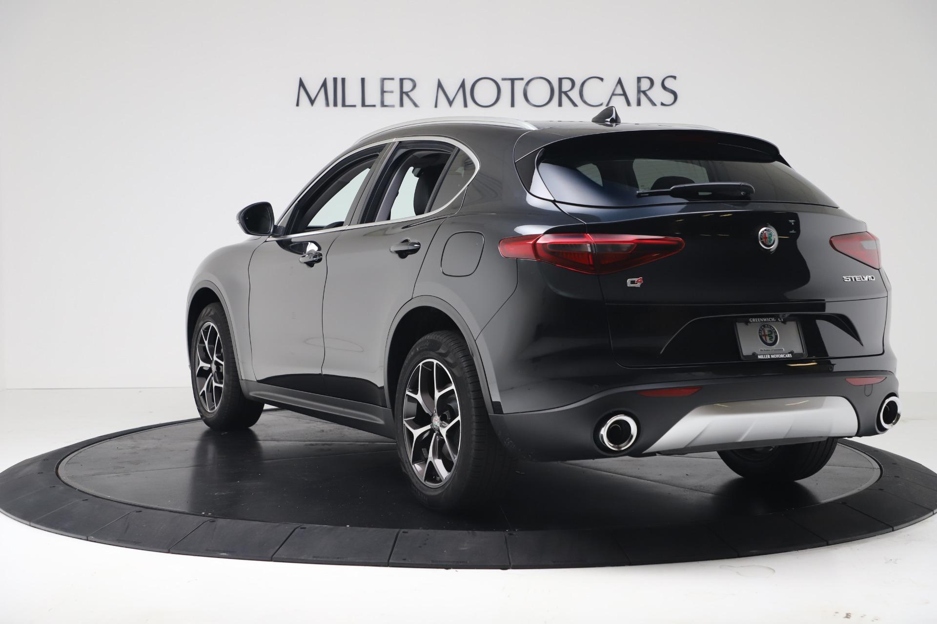 New 2019 Alfa Romeo Stelvio Ti Q4 For Sale In Greenwich, CT 3252_p5