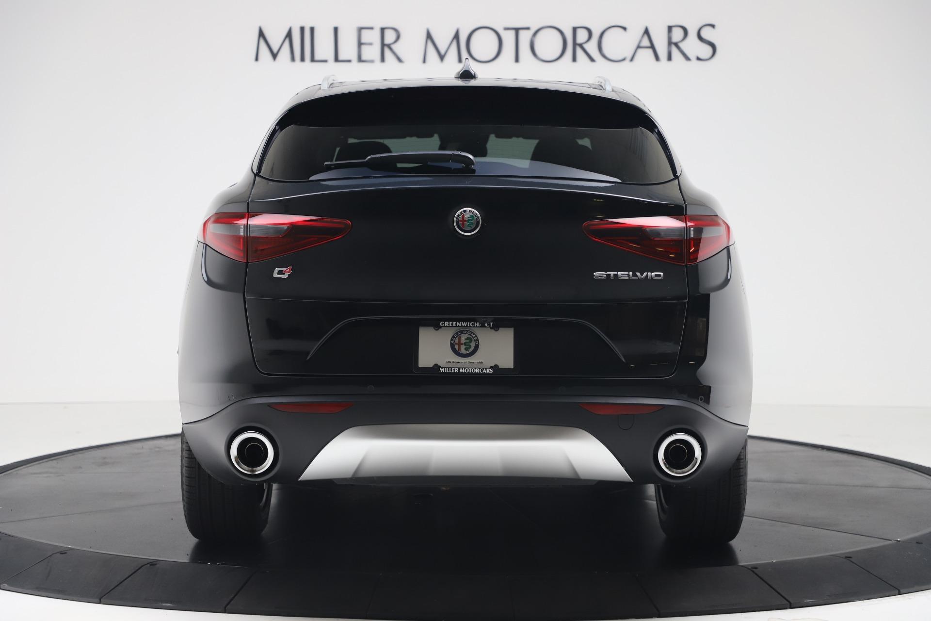New 2019 Alfa Romeo Stelvio Ti Q4 For Sale In Greenwich, CT 3252_p6
