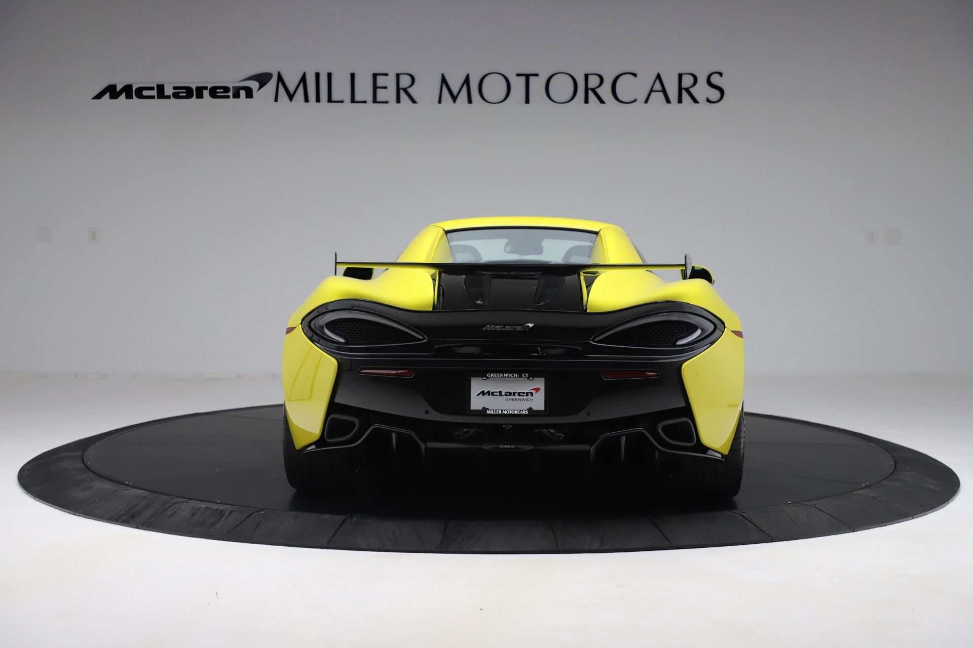 New 2019 McLaren 570S Spider Convertible For Sale In Greenwich, CT 3253_p12