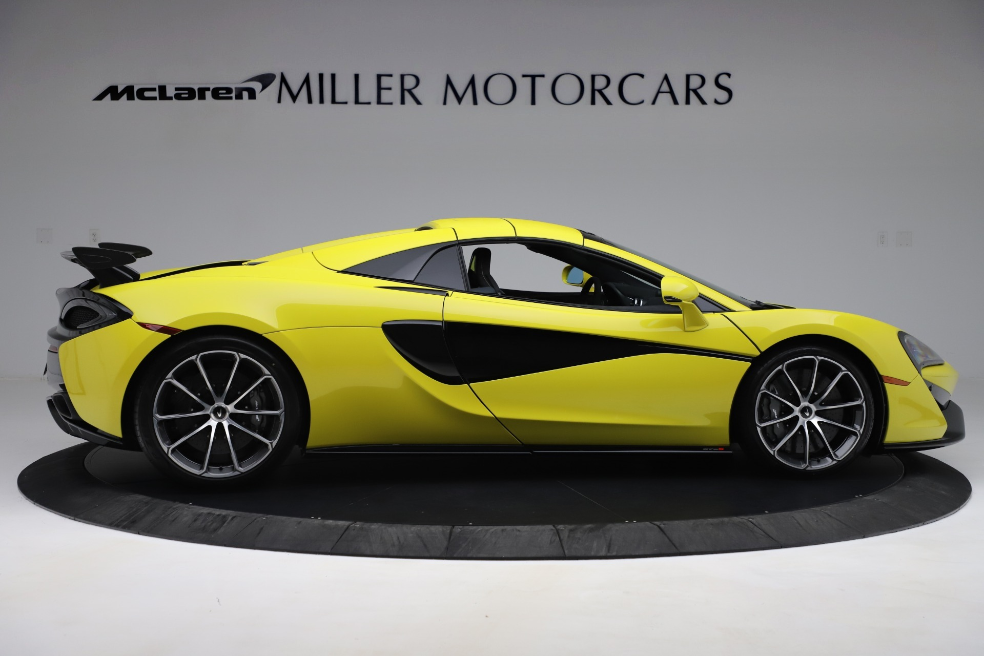 New 2019 McLaren 570S Spider Convertible For Sale In Greenwich, CT 3253_p14