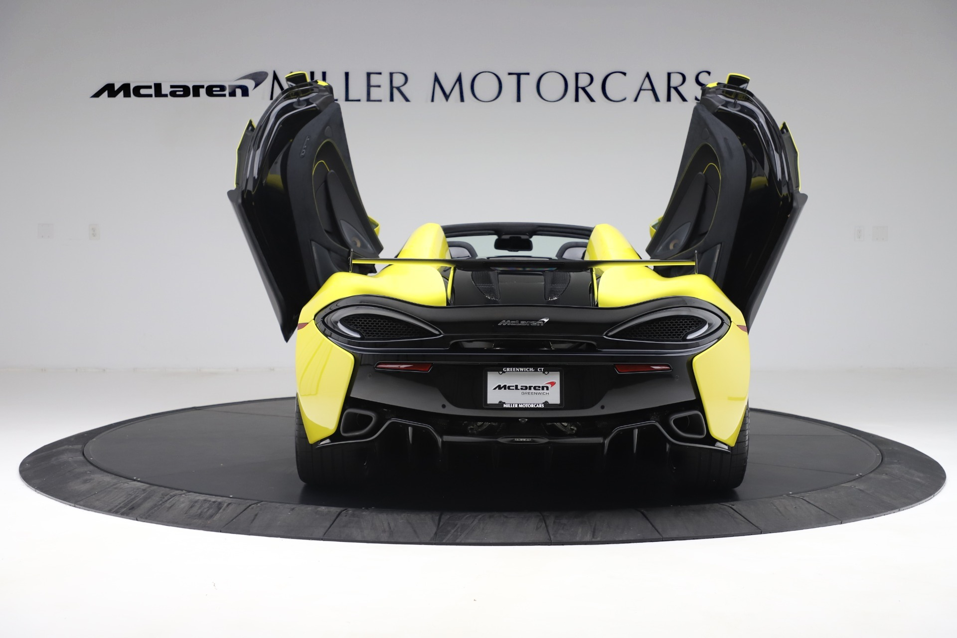 New 2019 McLaren 570S Spider Convertible For Sale In Greenwich, CT 3253_p20