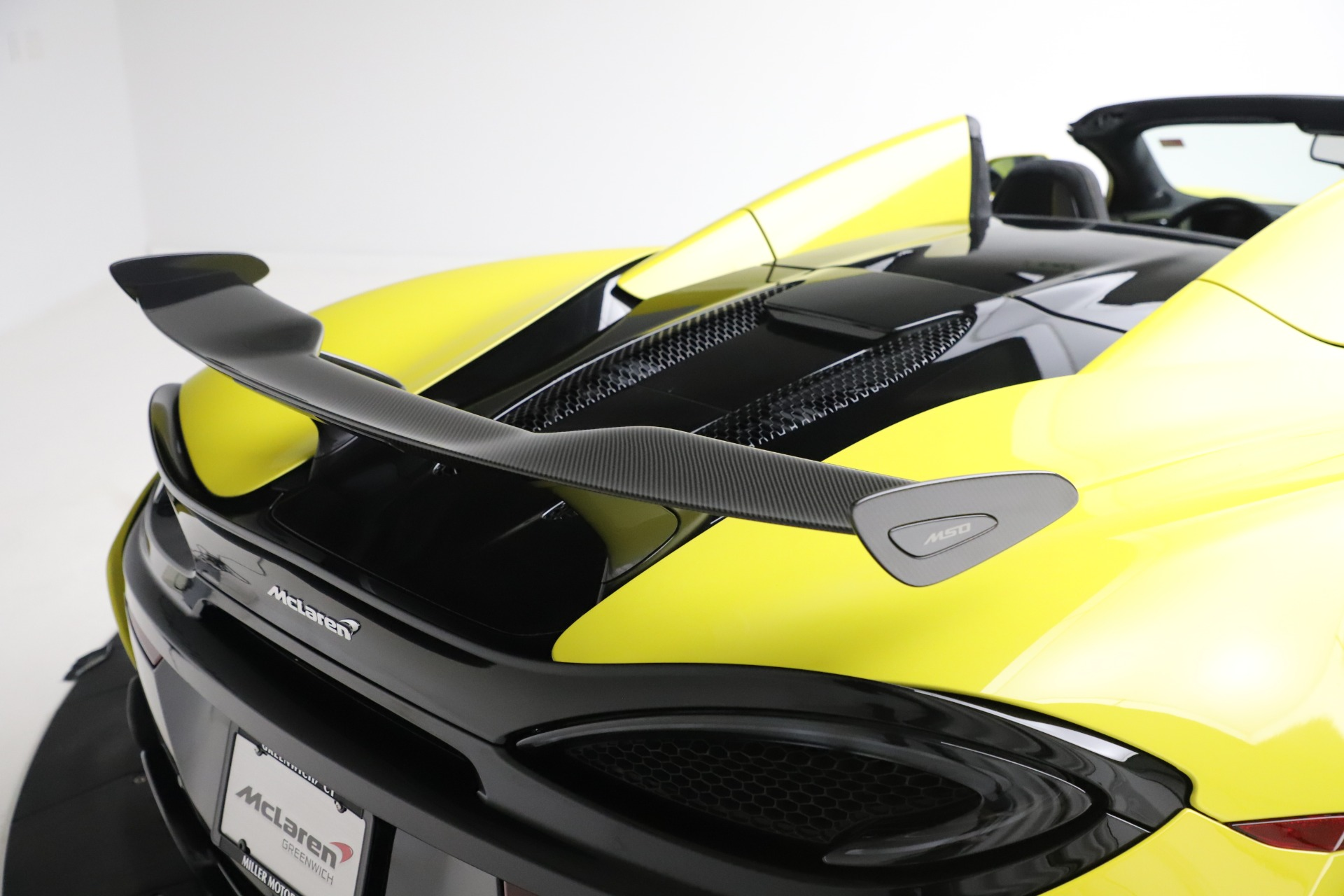 New 2019 McLaren 570S Spider Convertible For Sale In Greenwich, CT 3253_p26