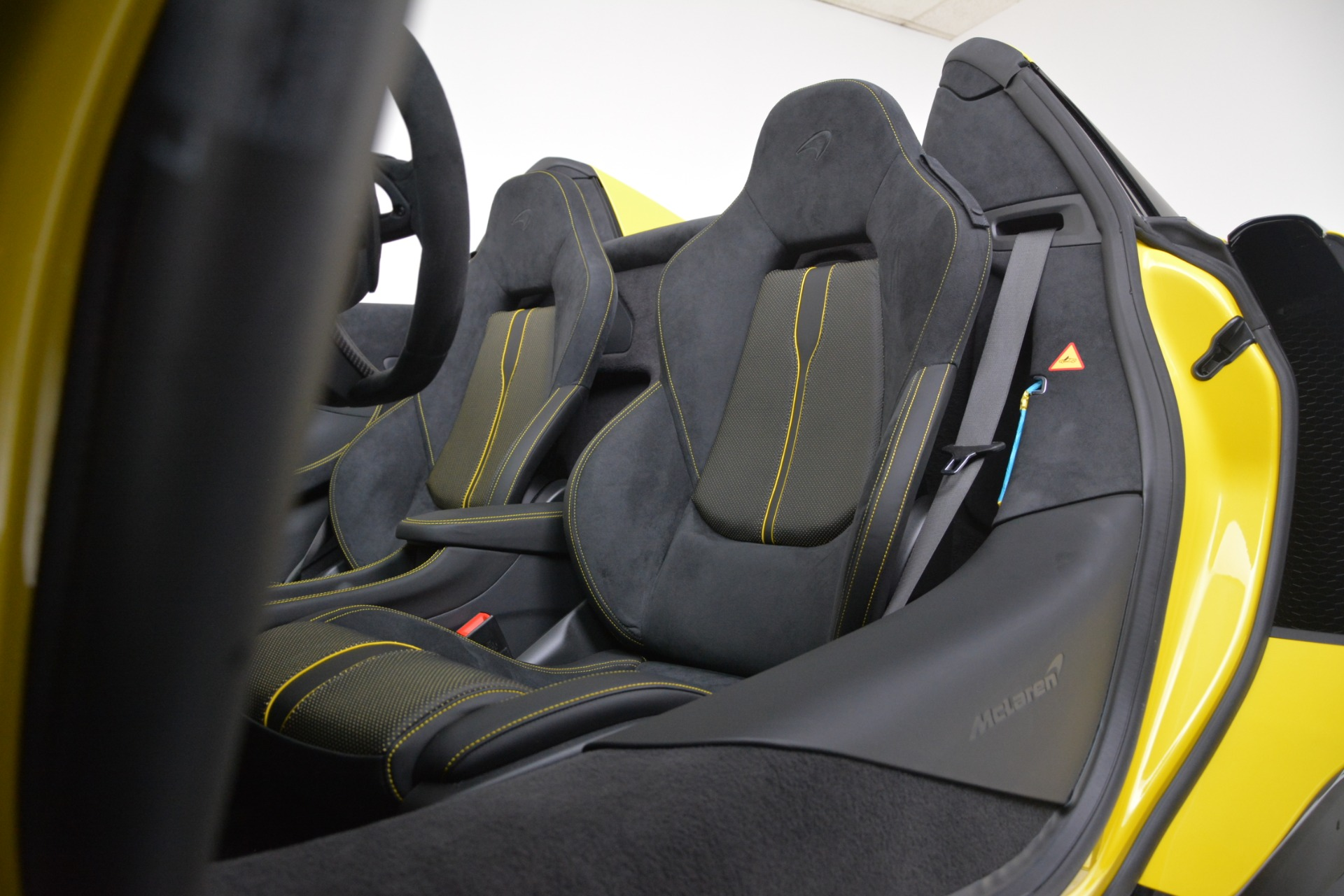 New 2019 McLaren 570S Convertible For Sale In Greenwich, CT 3253_p33