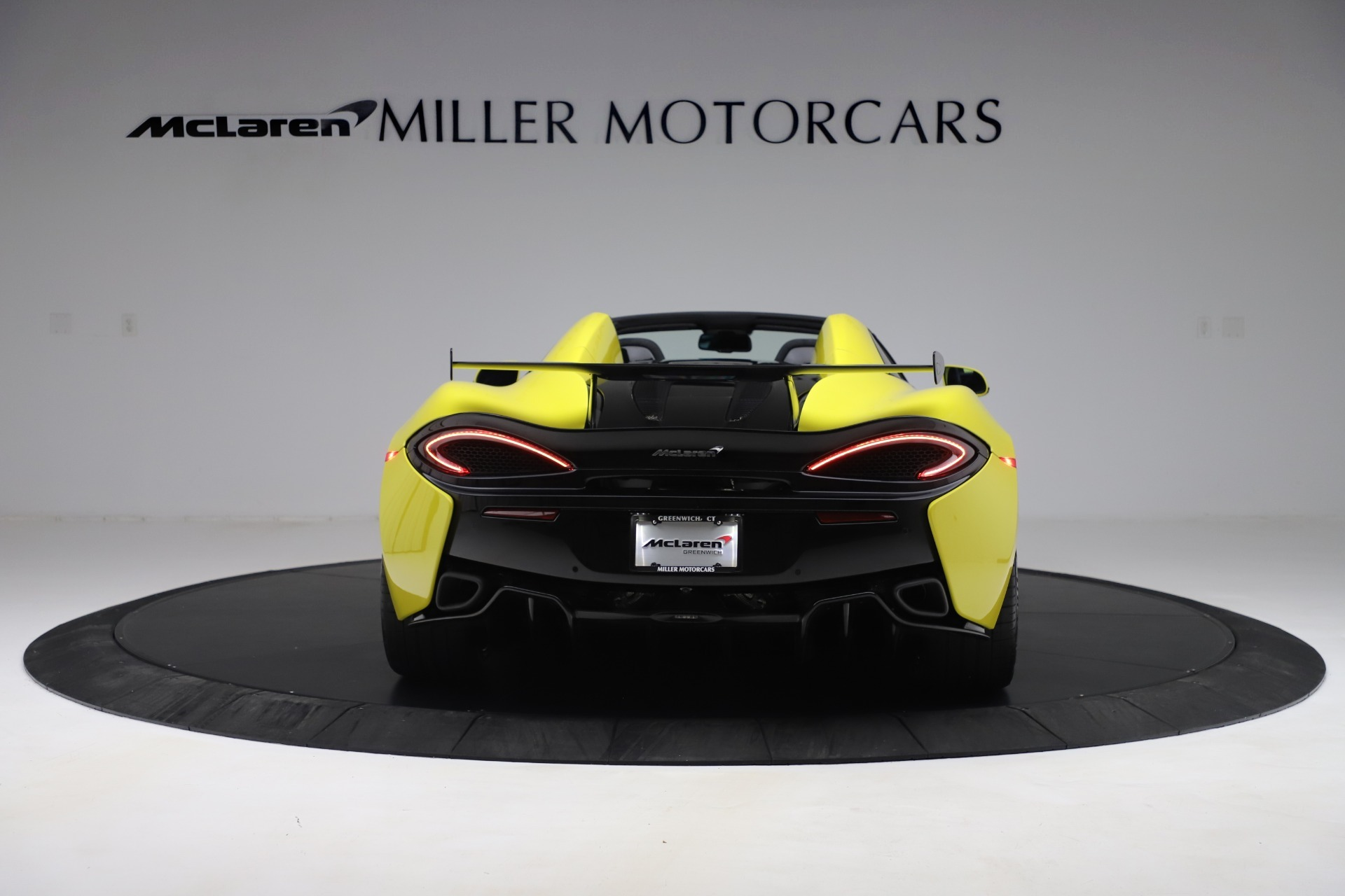 New 2019 McLaren 570S Spider Convertible For Sale In Greenwich, CT 3253_p4