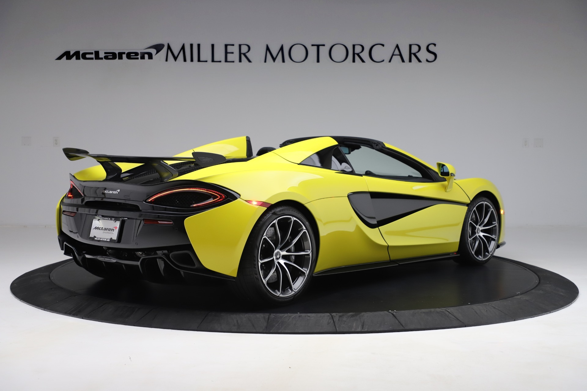 New 2019 McLaren 570S Spider Convertible For Sale In Greenwich, CT 3253_p5