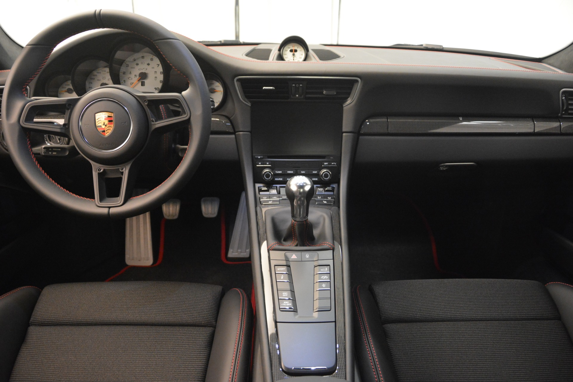 Used 2018 Porsche 911 GT3 For Sale In Greenwich, CT 3255_p18