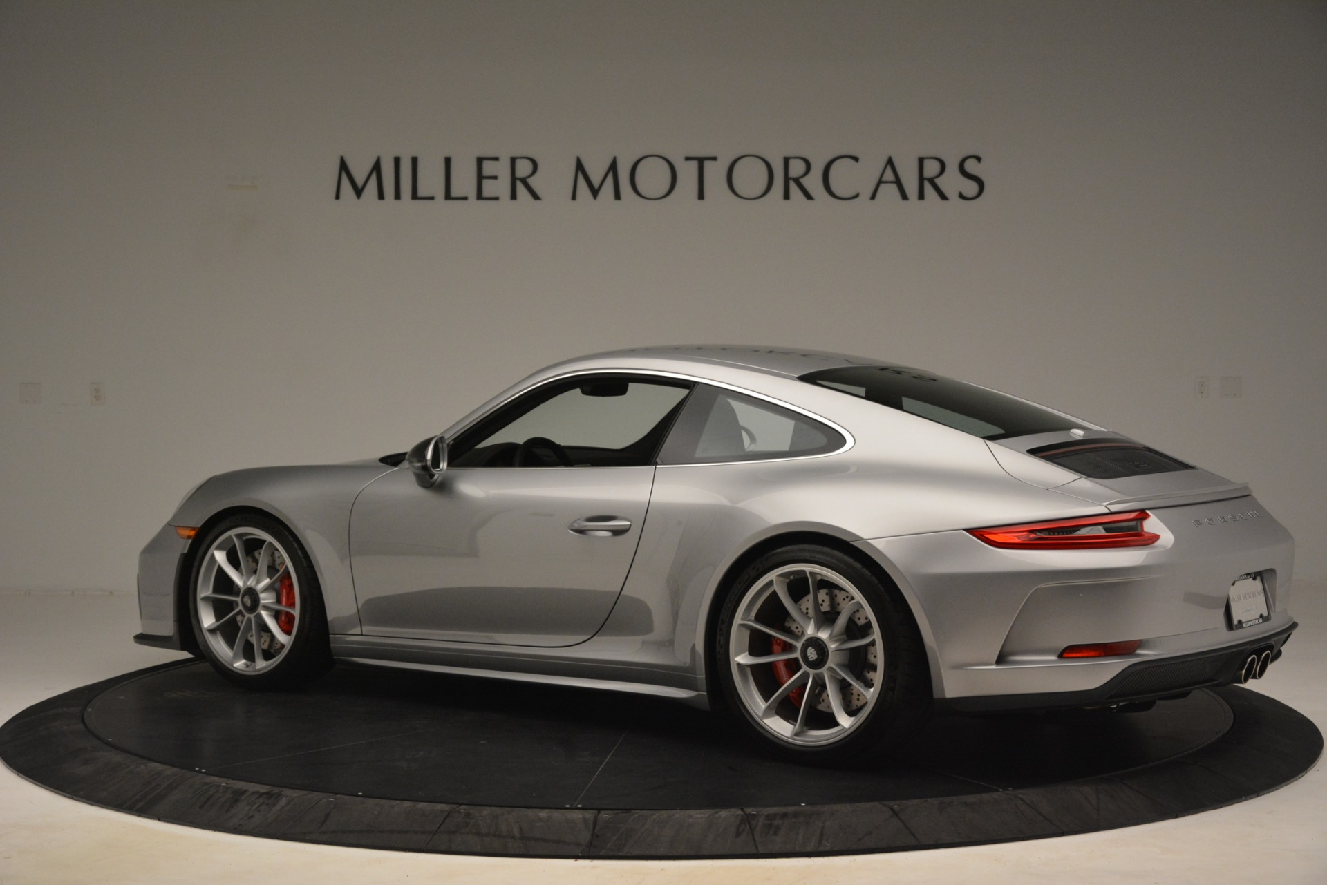 Used 2018 Porsche 911 GT3 For Sale In Greenwich, CT 3255_p4