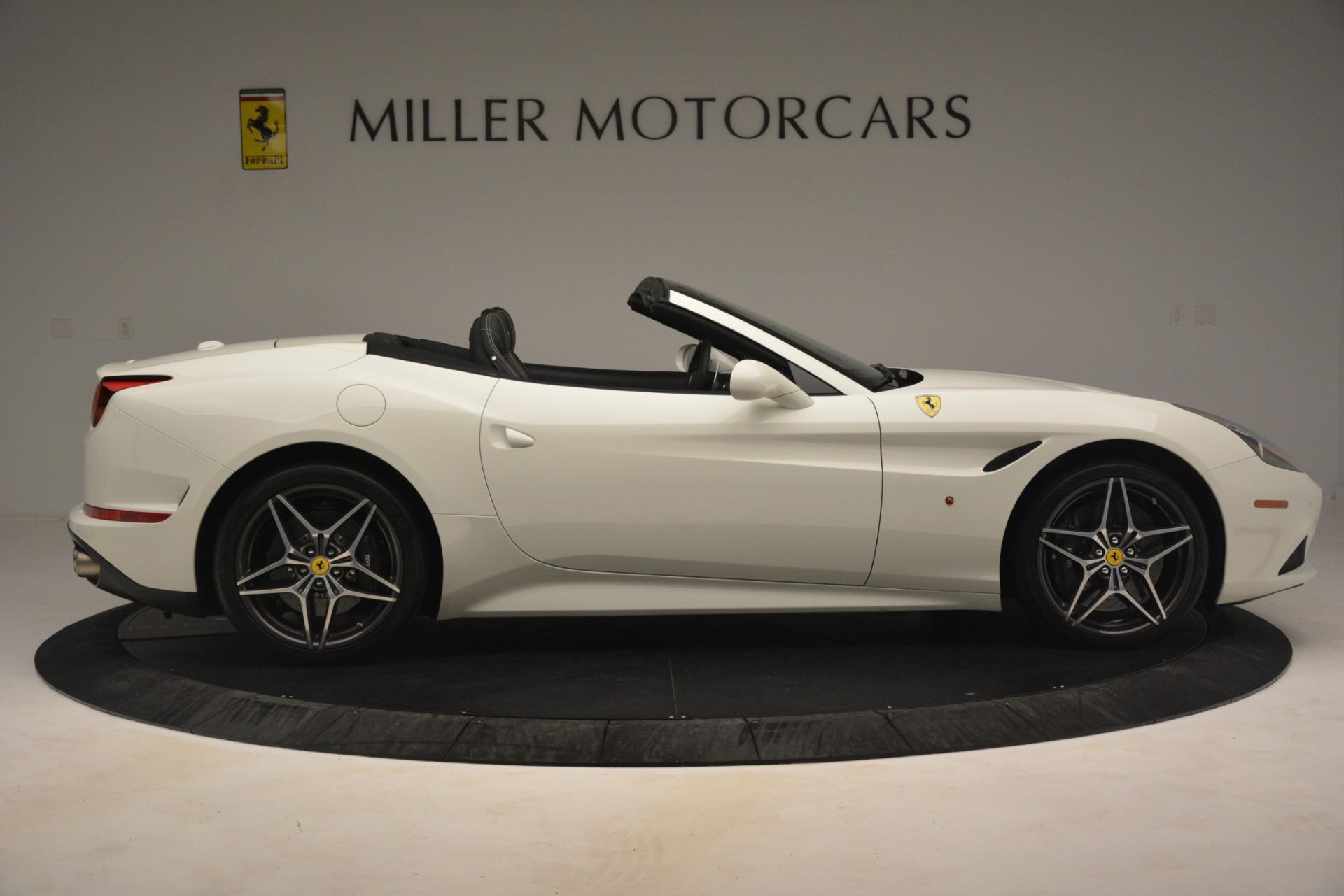 Used 2016 Ferrari California T  For Sale In Greenwich, CT 3256_p10