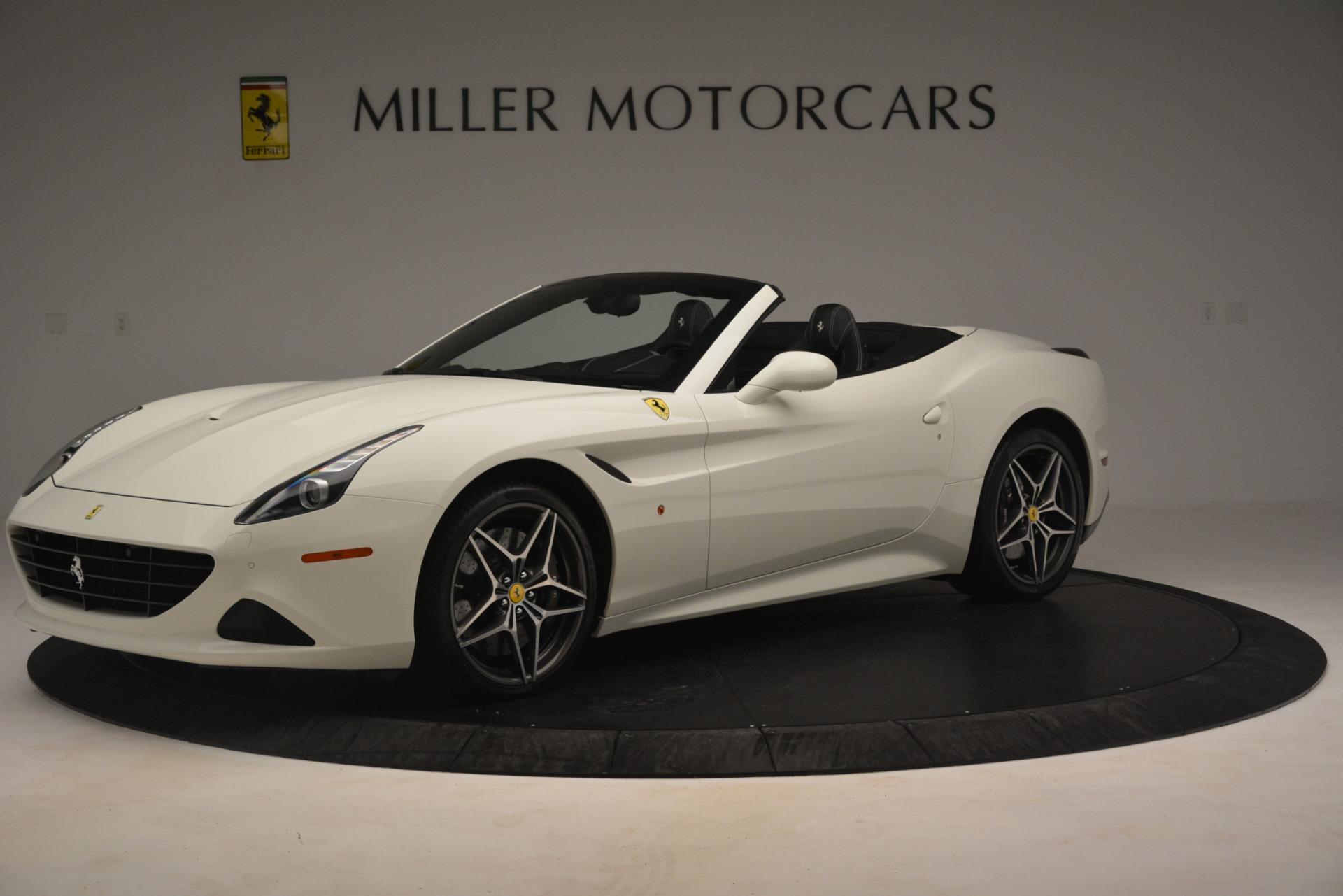 Used 2016 Ferrari California T  For Sale In Greenwich, CT 3256_p2