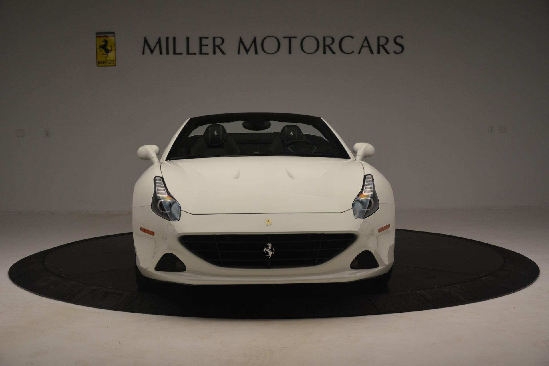 Used 2016 Ferrari California T  For Sale In Greenwich, CT 3256_p7