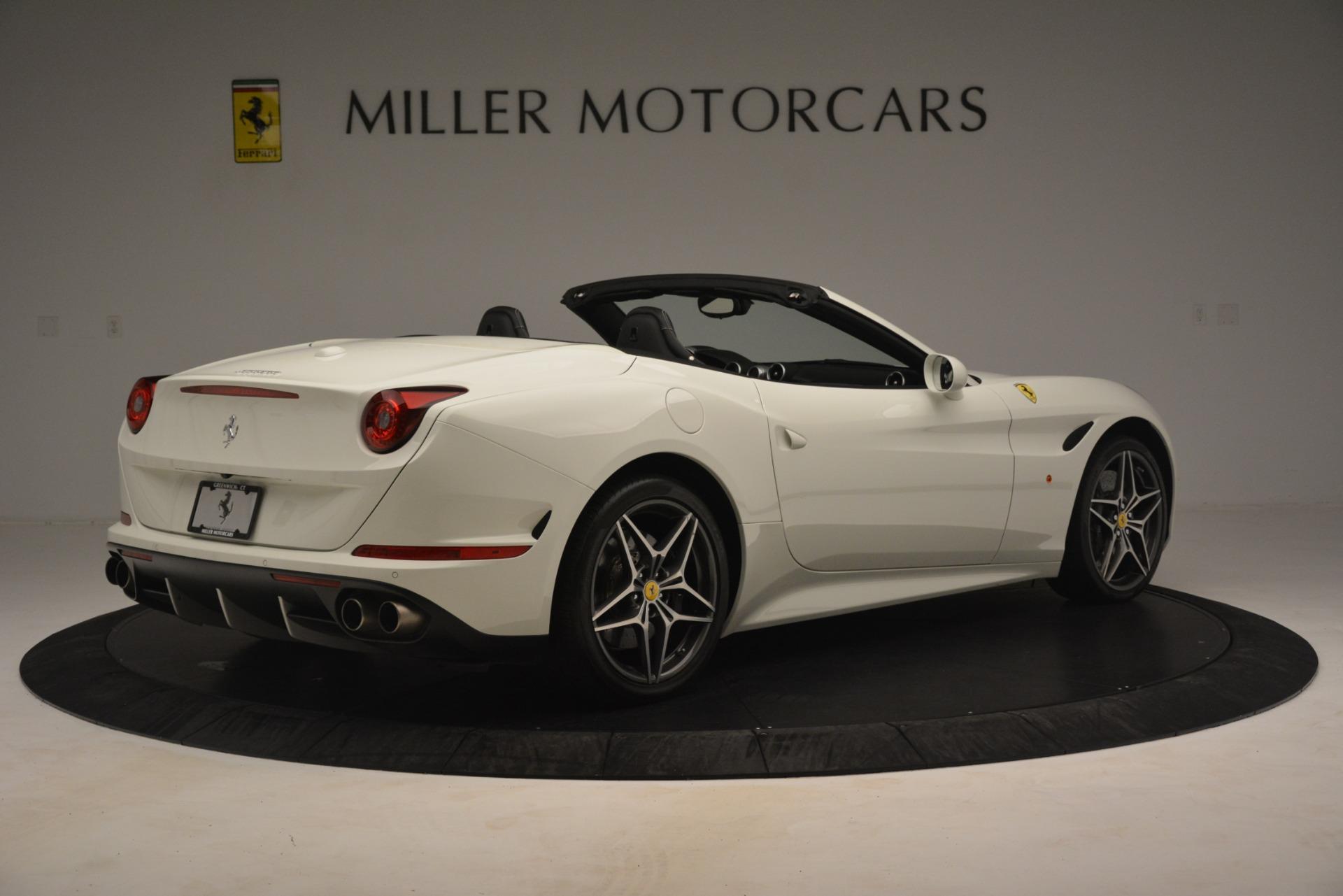 Used 2016 Ferrari California T  For Sale In Greenwich, CT 3256_p9