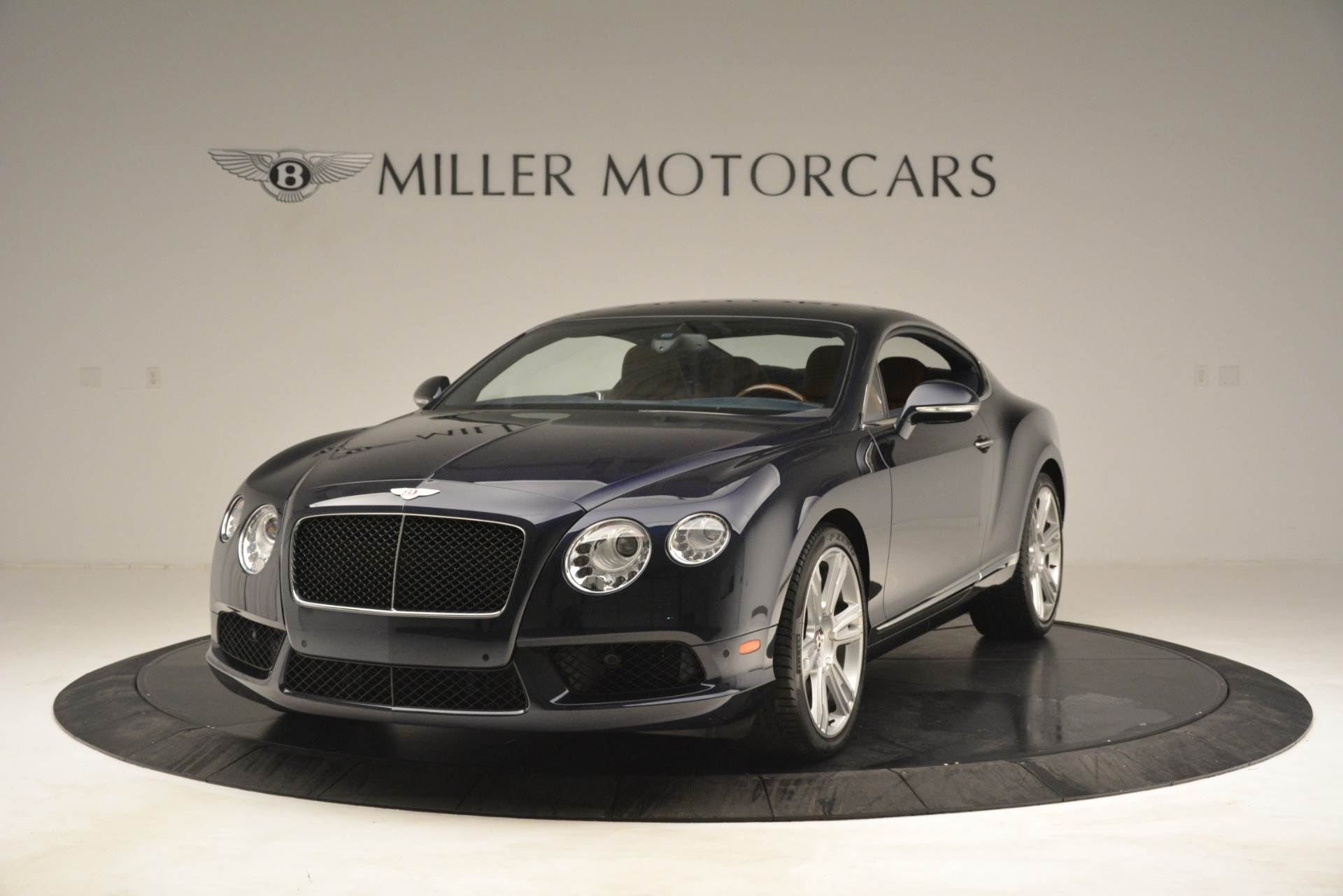 Used 2013 Bentley Continental GT V8 For Sale In Greenwich, CT 3257_main