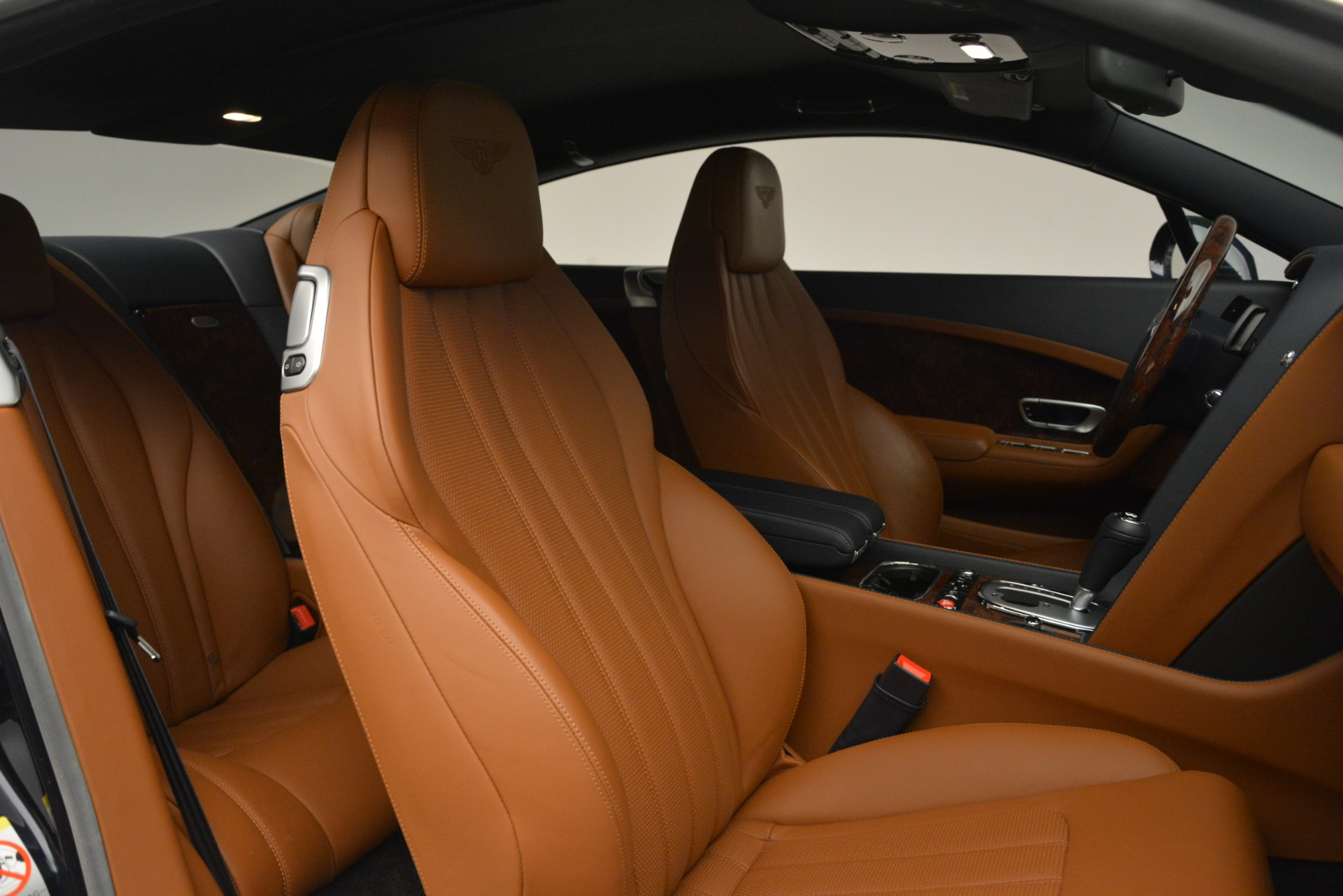Used 2013 Bentley Continental GT V8 For Sale In Greenwich, CT 3257_p25