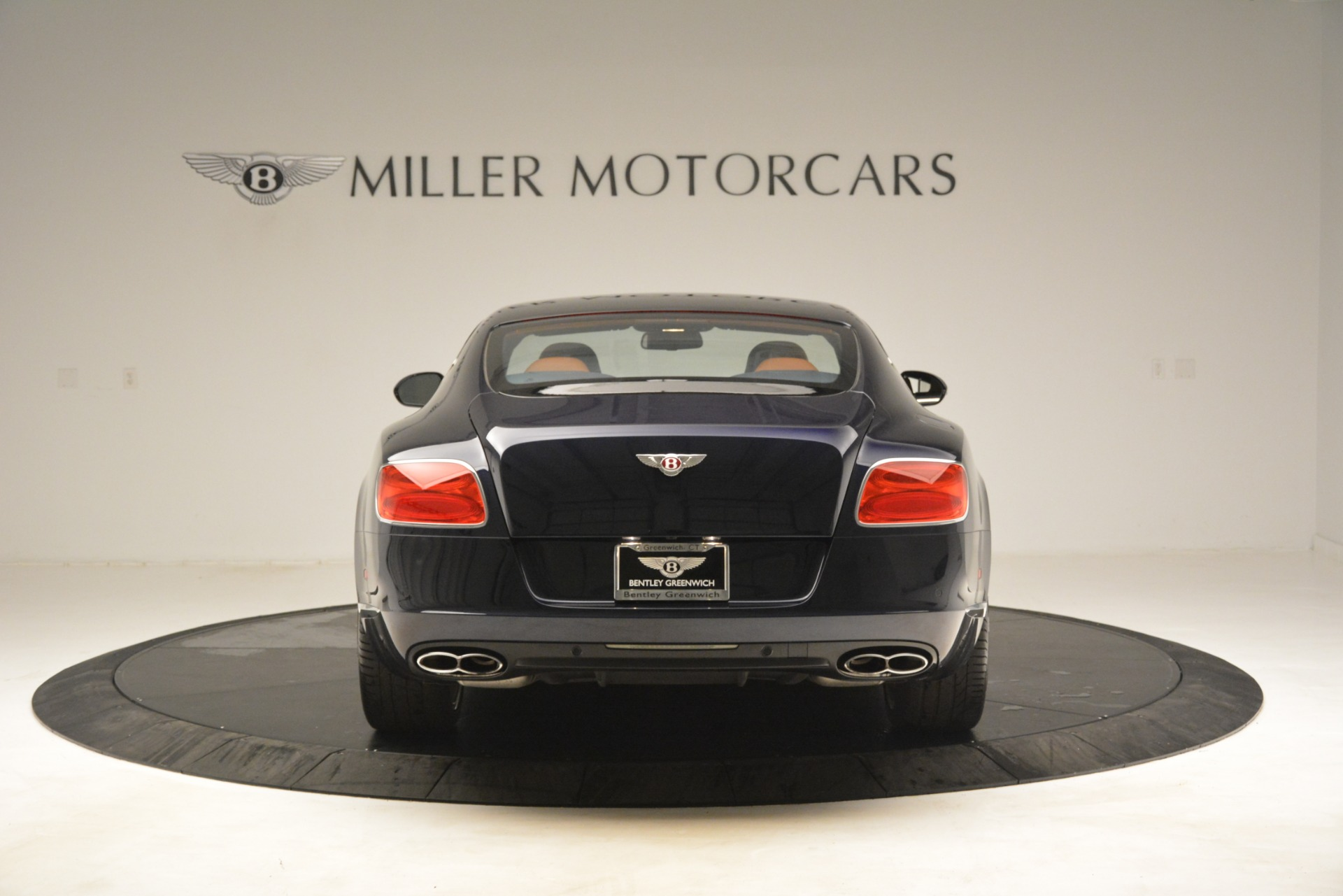 Used 2013 Bentley Continental GT V8 For Sale In Greenwich, CT 3257_p6