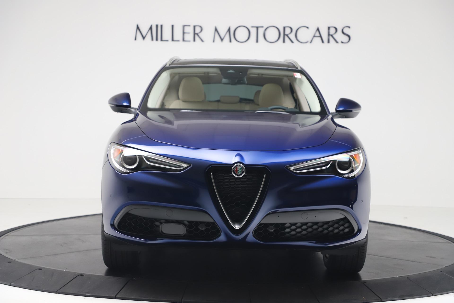 New 2019 Alfa Romeo Stelvio Ti Lusso Q4 For Sale In Greenwich, CT 3259_p12