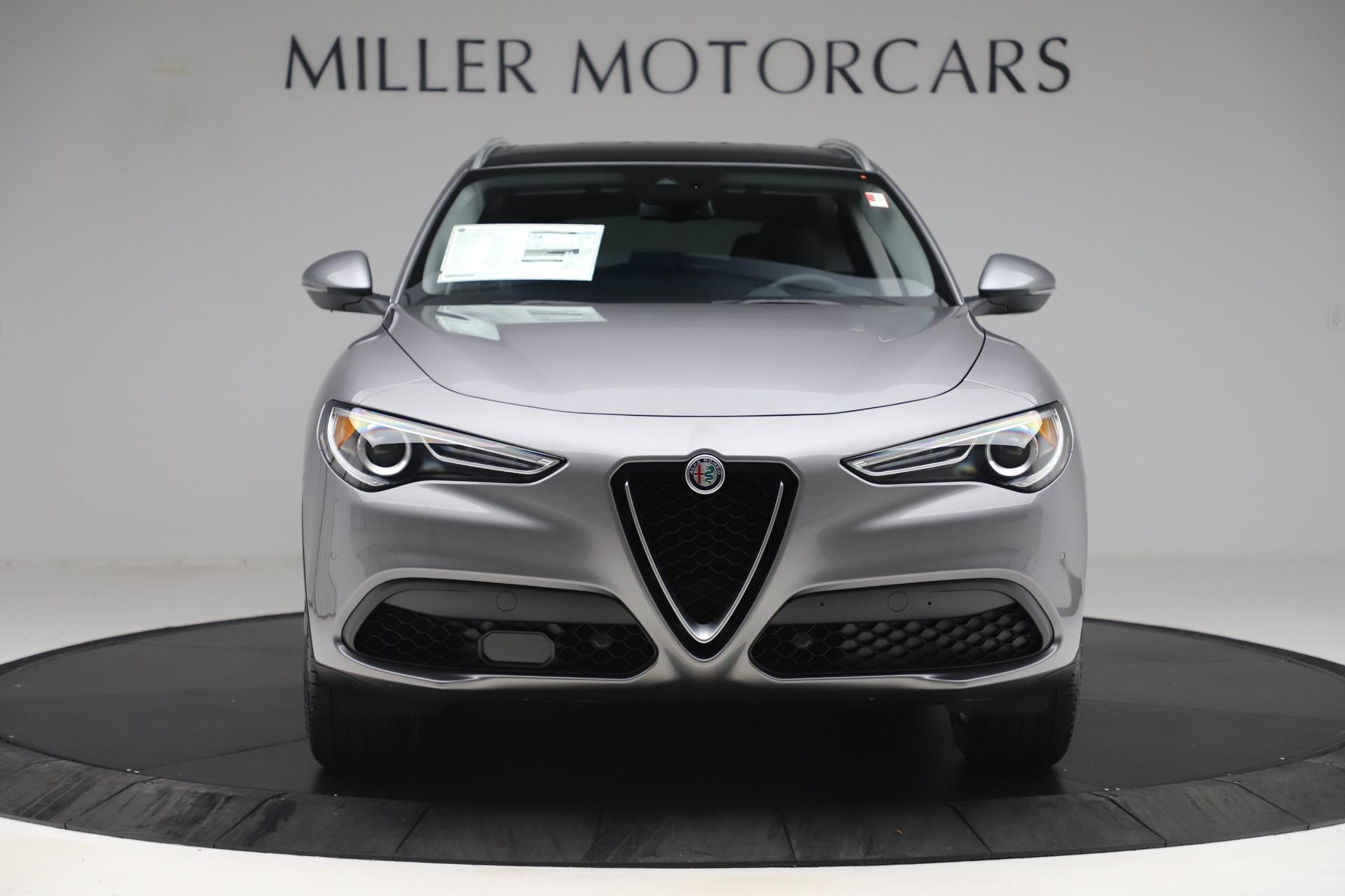 New 2019 Alfa Romeo Stelvio Ti Lusso Q4 For Sale In Greenwich, CT 3260_p12