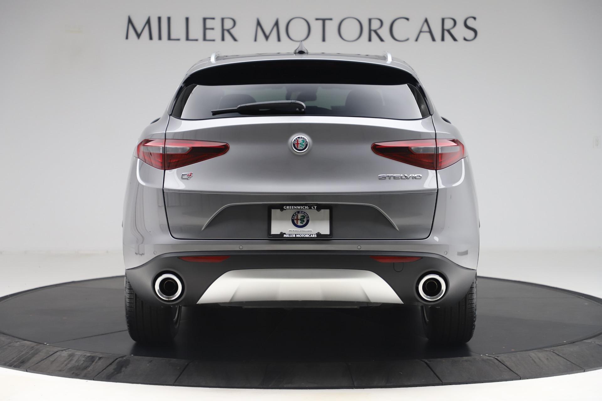 New 2019 Alfa Romeo Stelvio Ti Lusso Q4 For Sale In Greenwich, CT 3260_p6