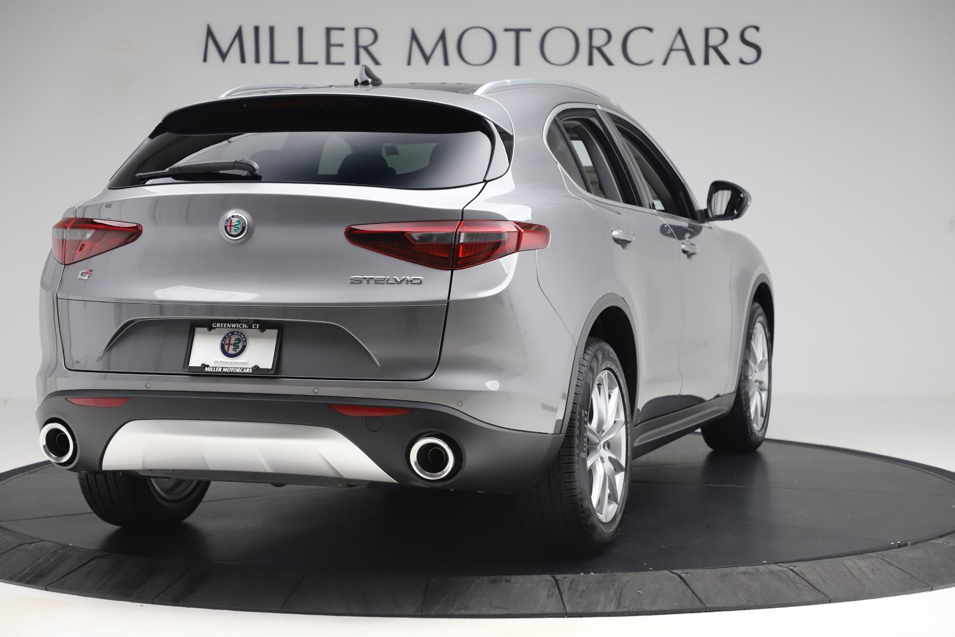 New 2019 Alfa Romeo Stelvio Ti Lusso Q4 For Sale In Greenwich, CT 3260_p7