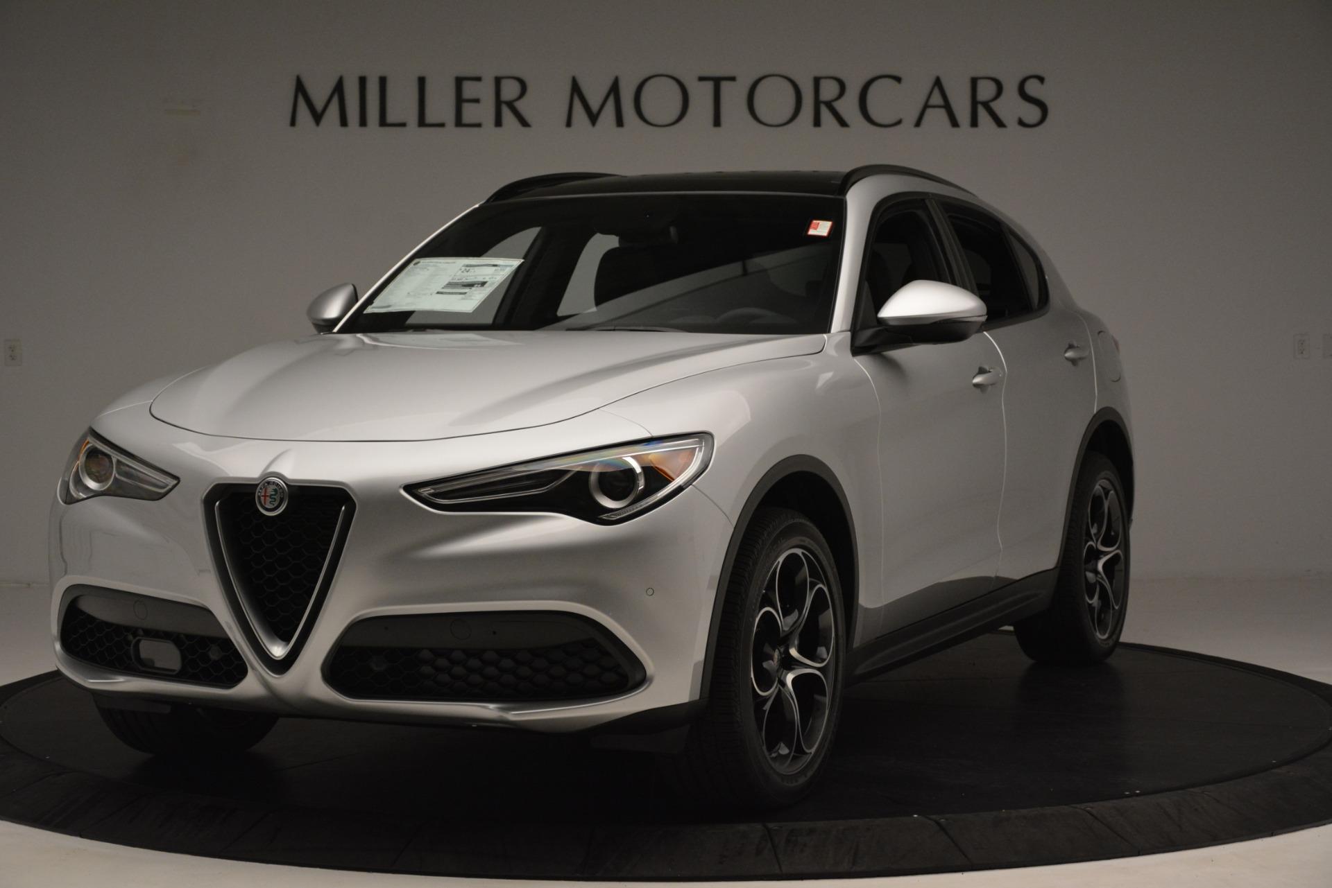 New 2019 Alfa Romeo Stelvio Ti Sport Q4 For Sale In Greenwich, CT 3261_main