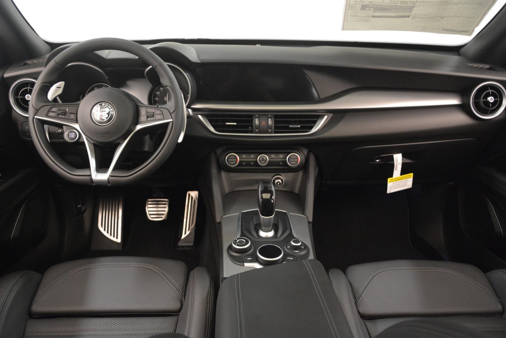 New 2019 Alfa Romeo Stelvio Ti Sport Q4 For Sale In Greenwich, CT 3261_p16