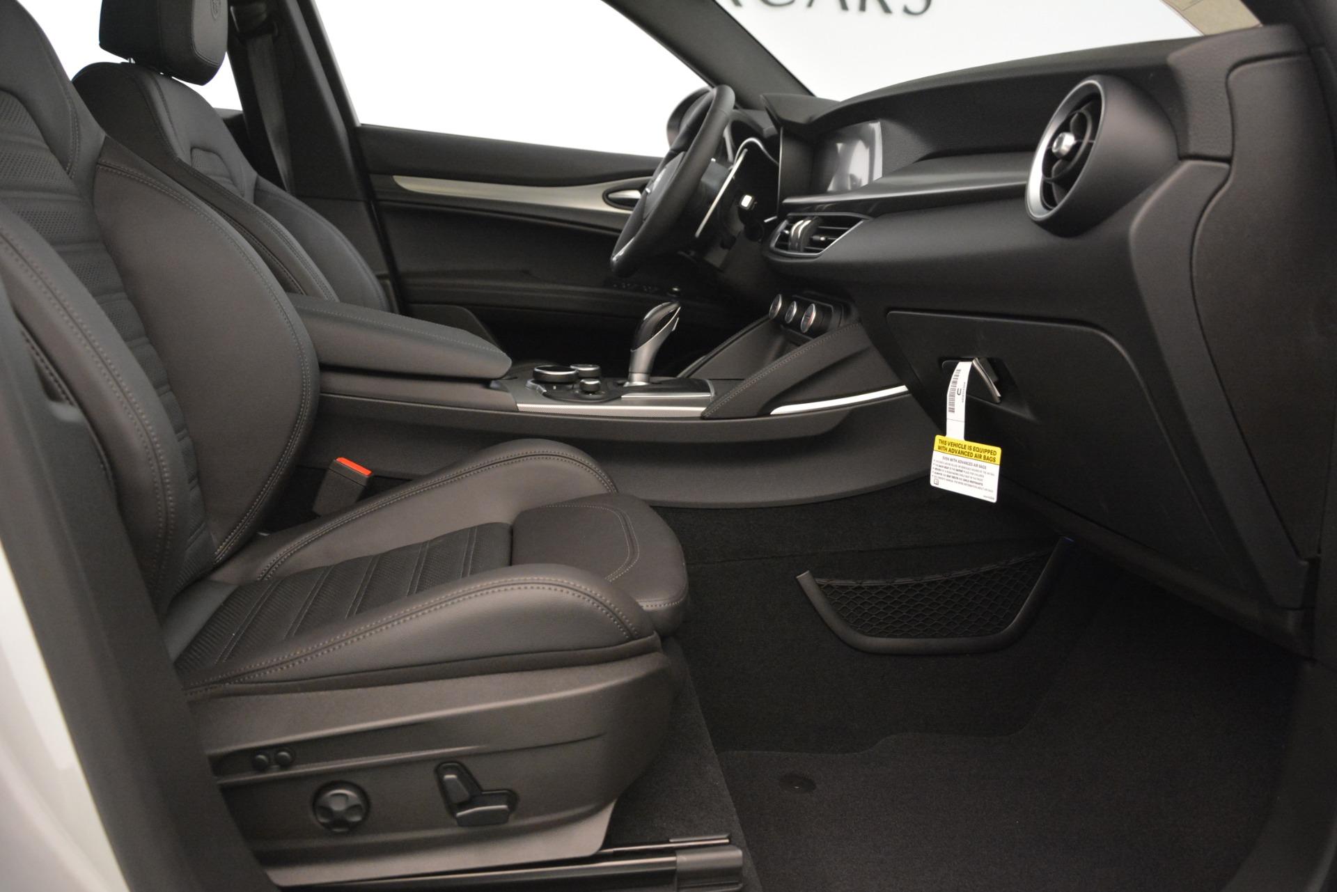 New 2019 Alfa Romeo Stelvio Ti Sport Q4 For Sale In Greenwich, CT 3261_p23