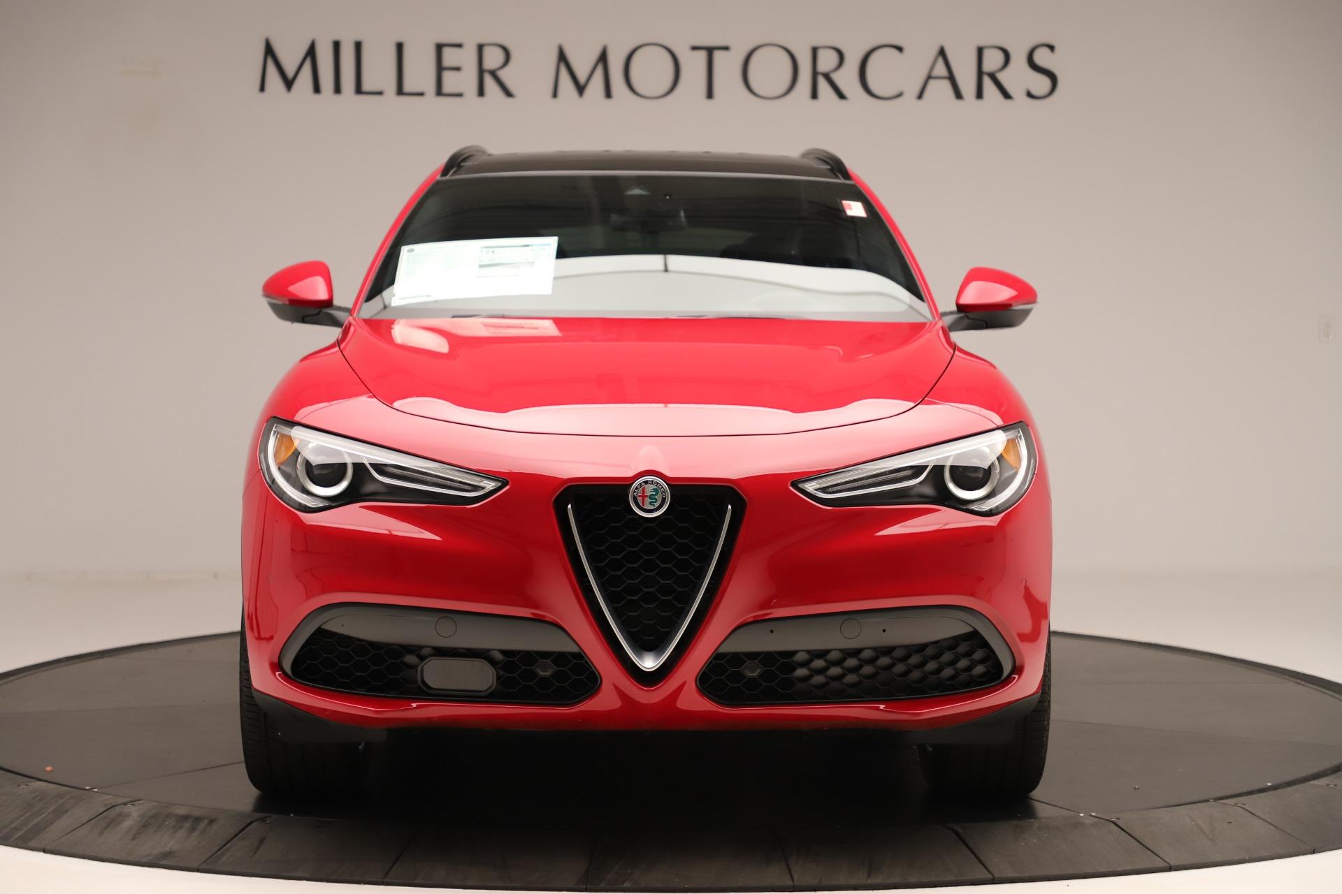 New 2019 Alfa Romeo Stelvio Ti Sport Q4 For Sale In Greenwich, CT 3262_p12