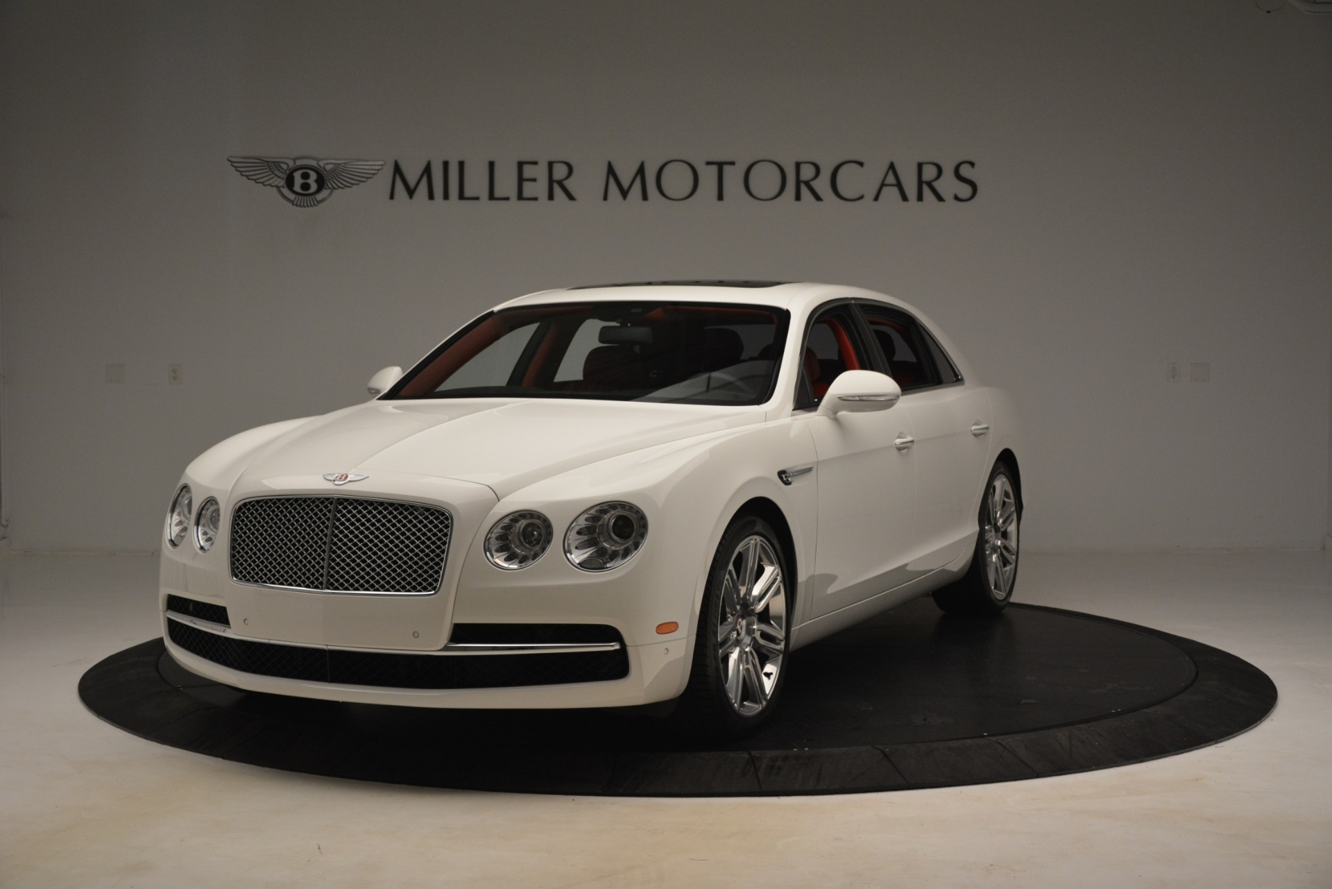 Used 2016 Bentley Flying Spur V8 For Sale In Greenwich, CT 3265_main