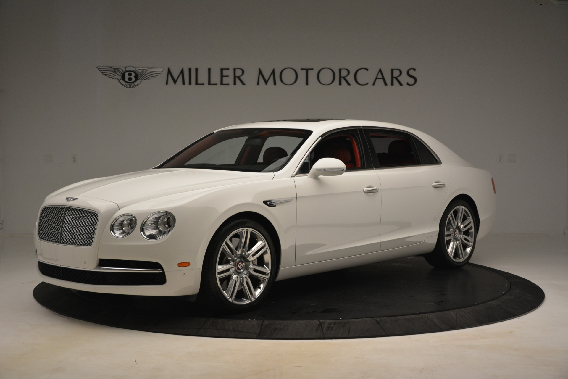 Used 2016 Bentley Flying Spur V8 For Sale In Greenwich, CT 3265_p2