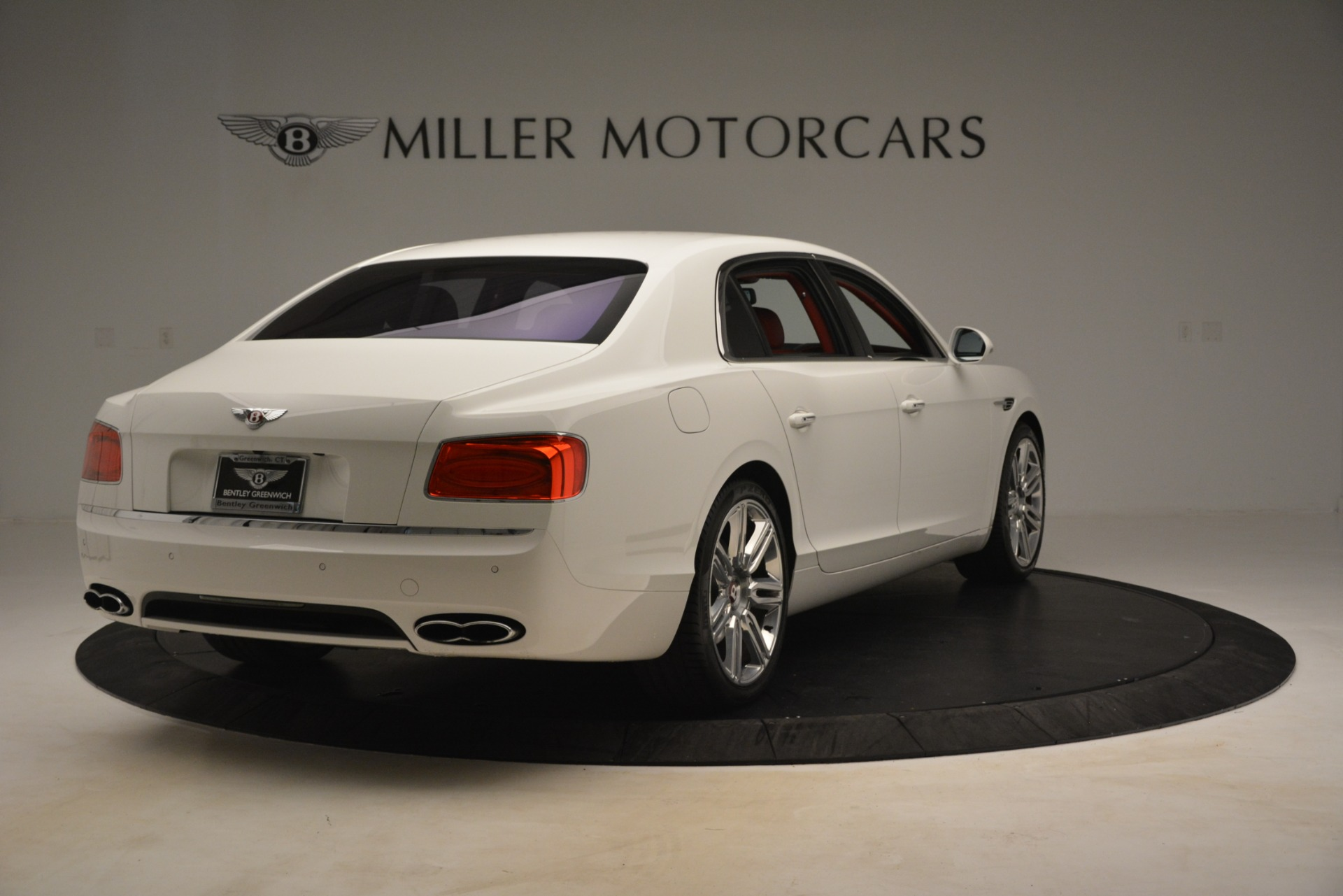 Used 2016 Bentley Flying Spur V8 For Sale In Greenwich, CT 3265_p7