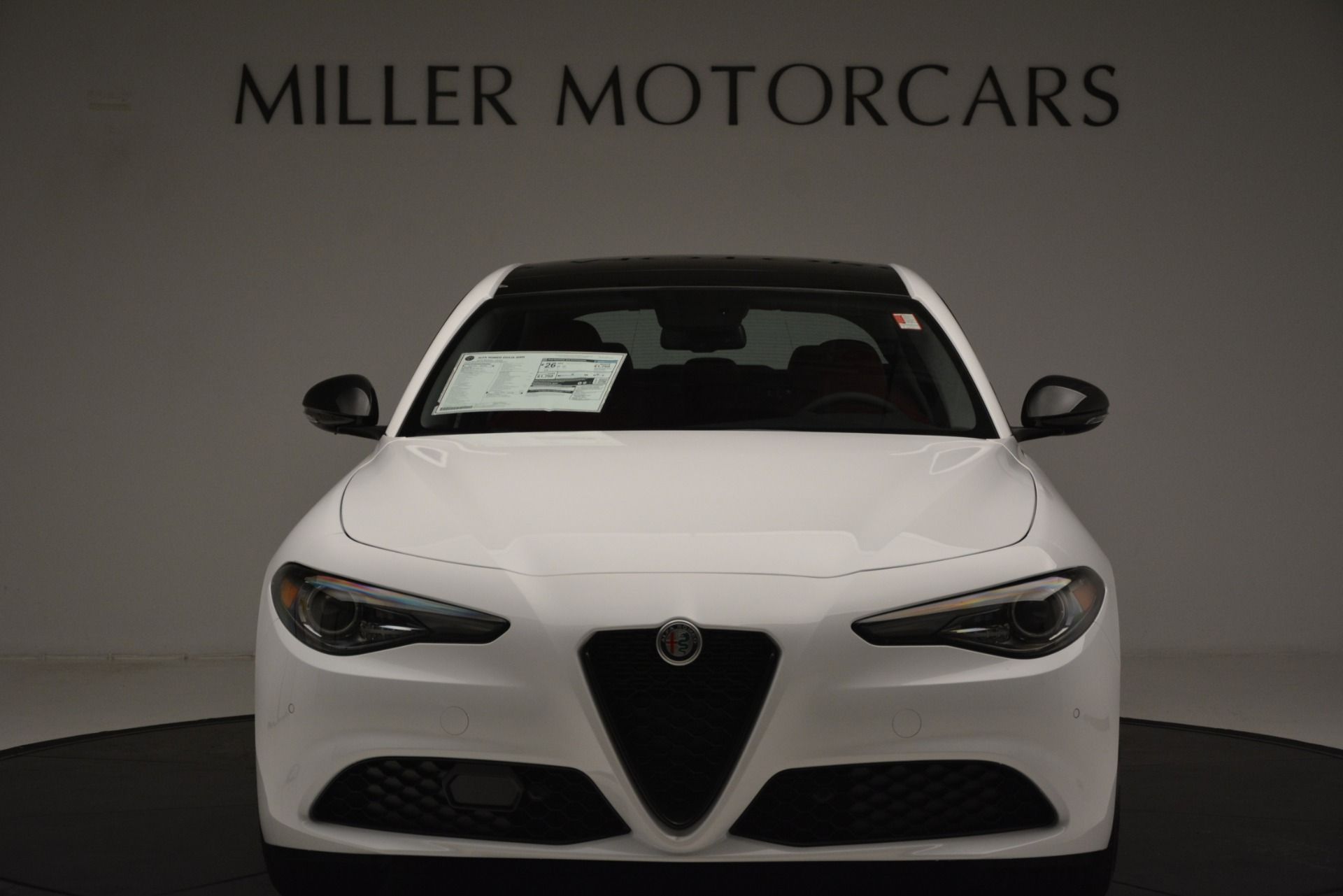 New 2019 Alfa Romeo Giulia Q4 For Sale In Greenwich, CT 3273_p12