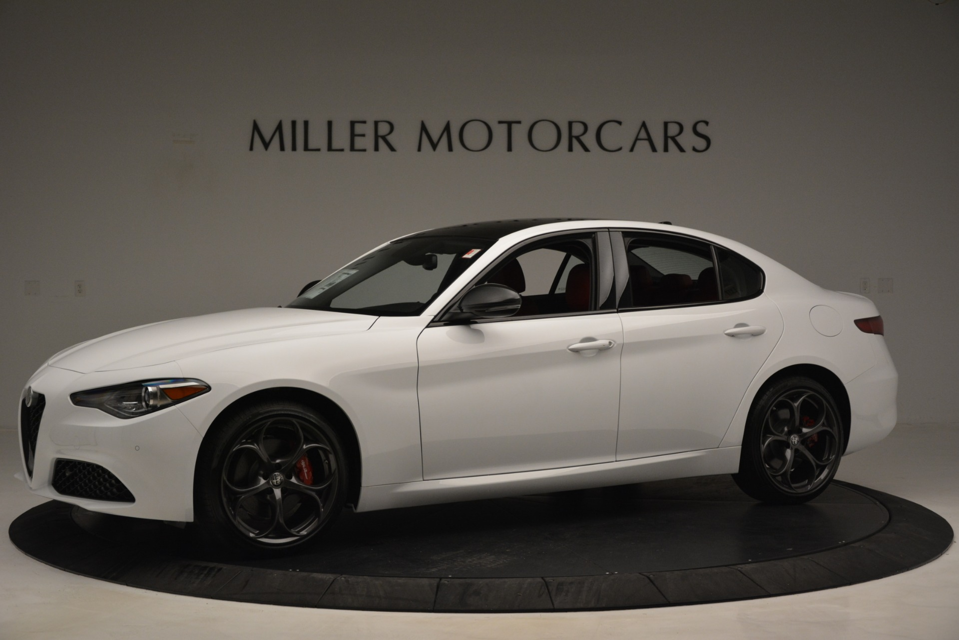 New 2019 Alfa Romeo Giulia Q4 For Sale In Greenwich, CT 3273_p2