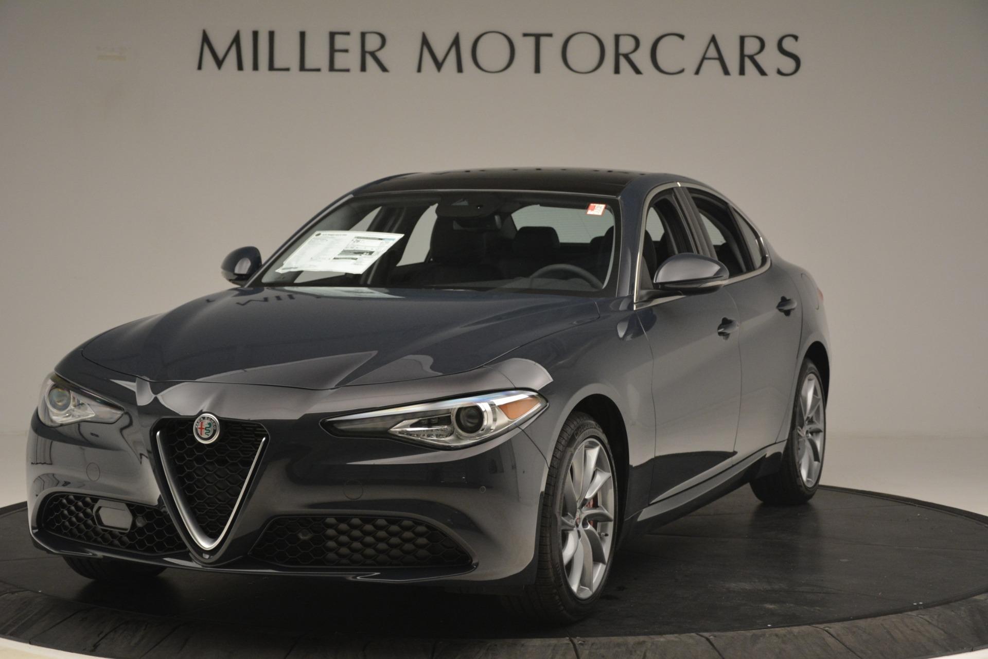 New 2019 Alfa Romeo Giulia Q4 For Sale In Greenwich, CT 3274_main