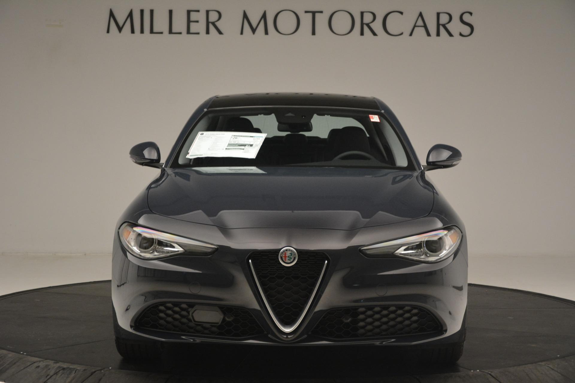 New 2019 Alfa Romeo Giulia Q4 For Sale In Greenwich, CT 3274_p12