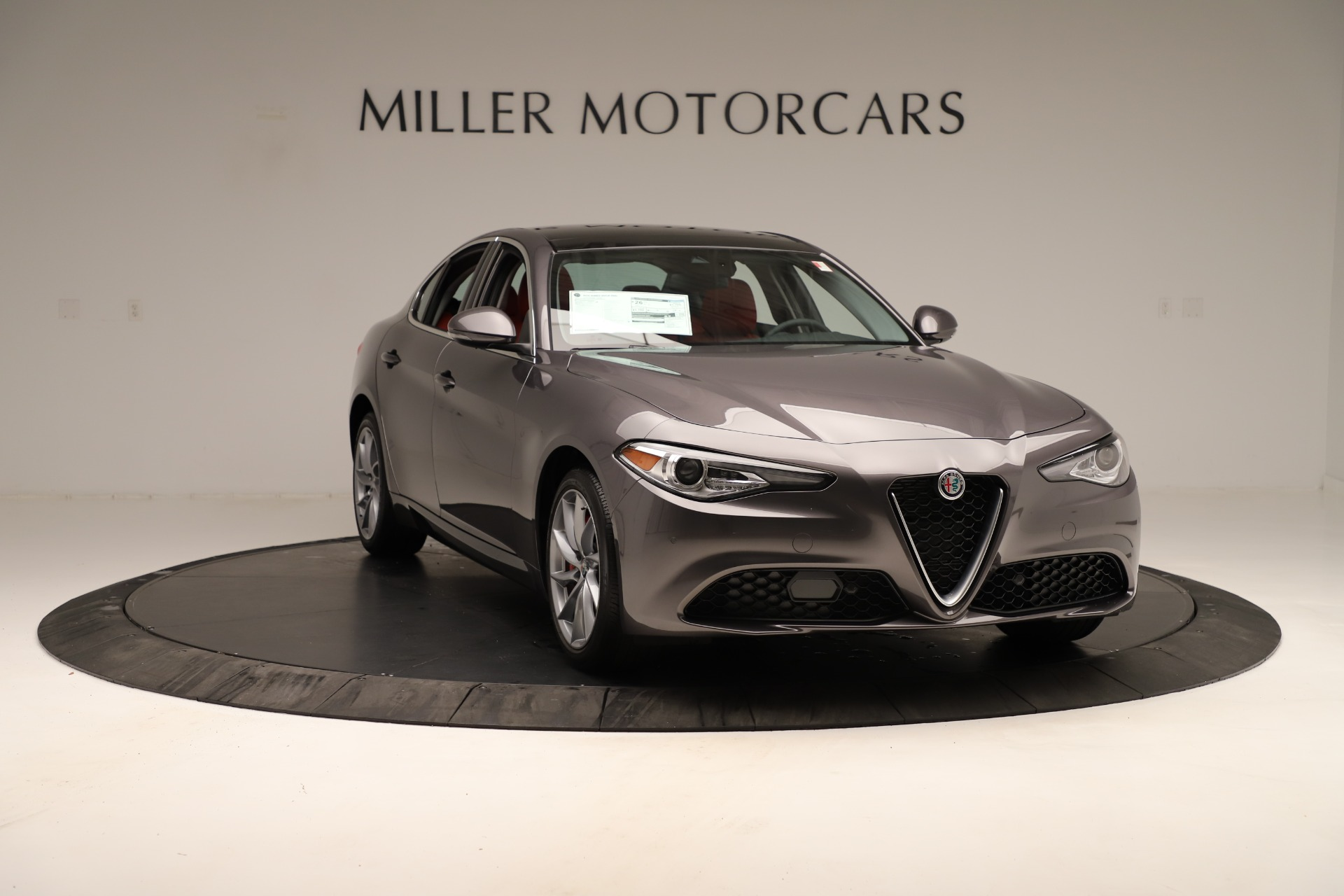 New 2019 Alfa Romeo Giulia Q4 For Sale In Greenwich, CT 3275_p12