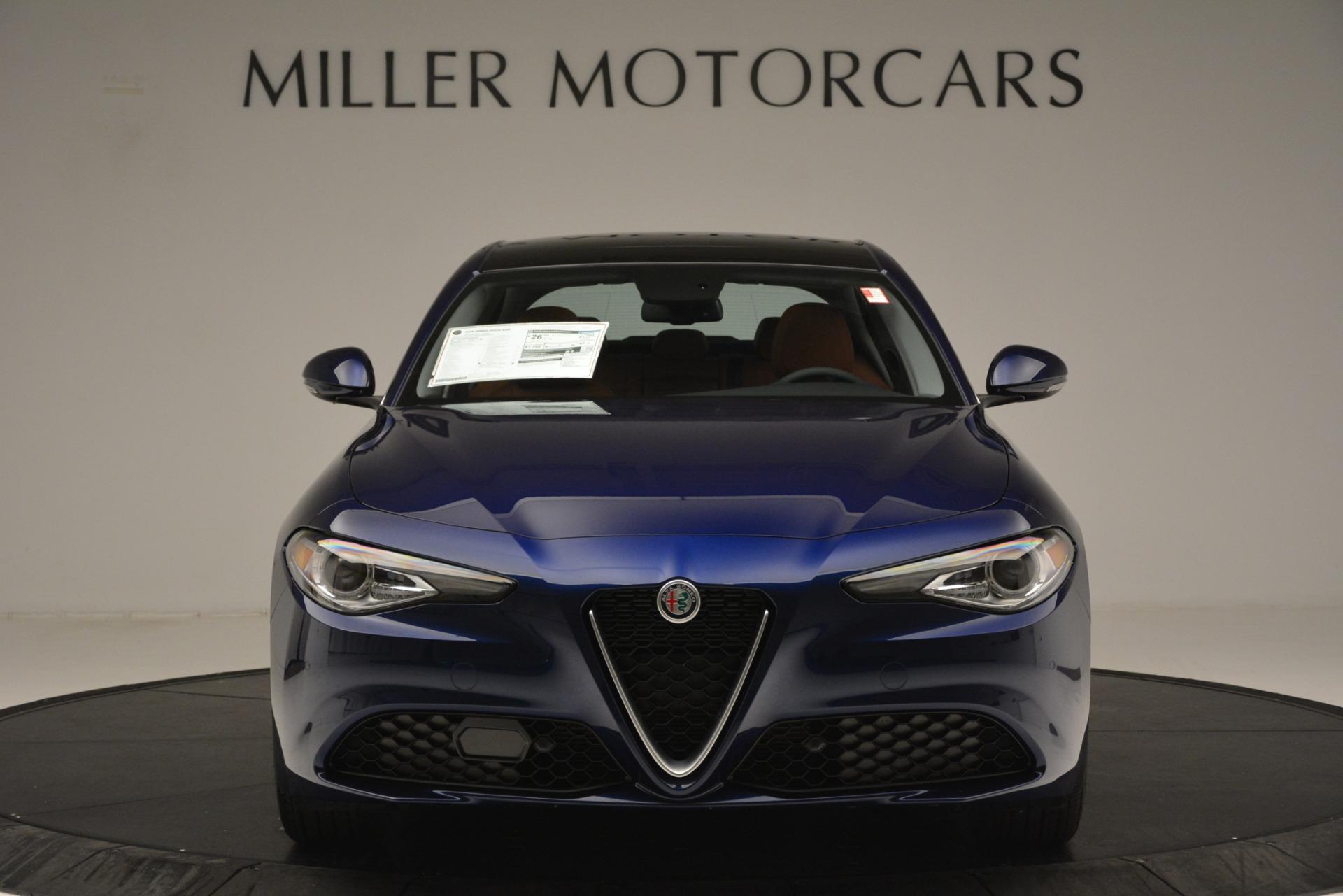 New 2019 Alfa Romeo Giulia Q4 For Sale In Greenwich, CT 3276_p12