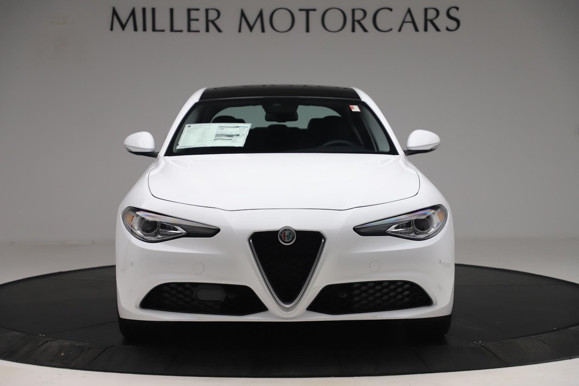 New 2019 Alfa Romeo Giulia Q4 For Sale In Greenwich, CT 3278_p12