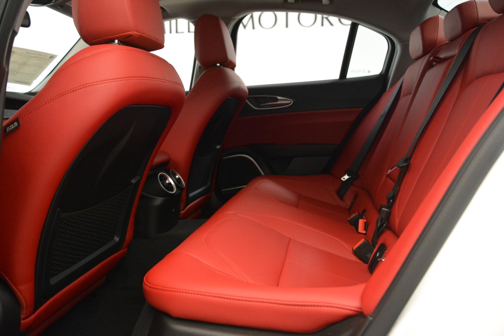 New 2019 Alfa Romeo Giulia Q4 For Sale In Greenwich, CT 3279_p19