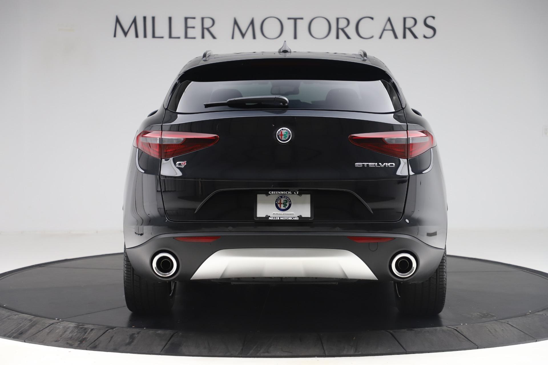 New 2019 Alfa Romeo Stelvio Ti Sport Q4 For Sale In Greenwich, CT 3283_p6