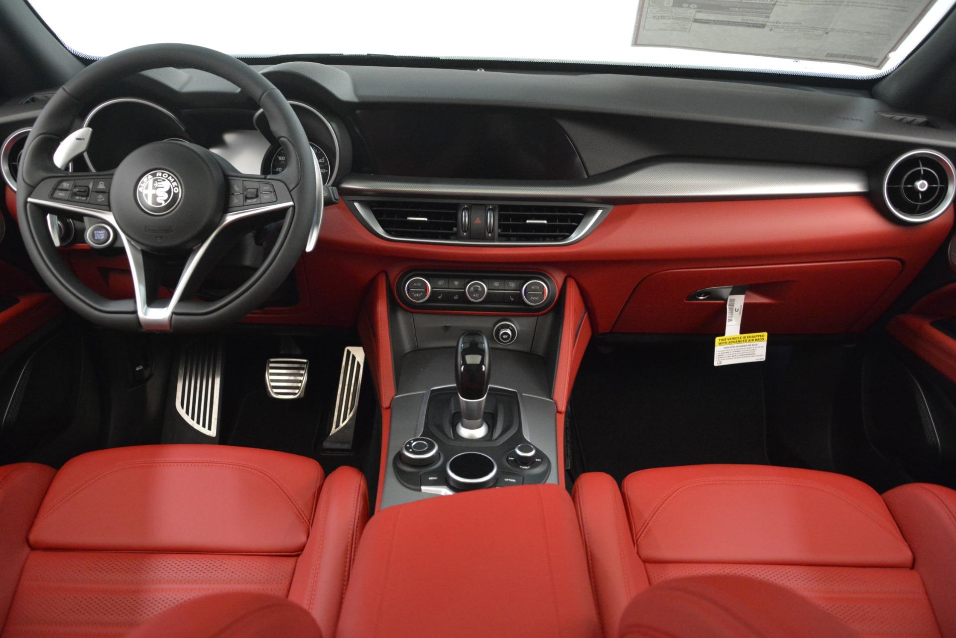 New 2019 Alfa Romeo Stelvio Ti Sport Q4 For Sale In Greenwich, CT 3286_p16
