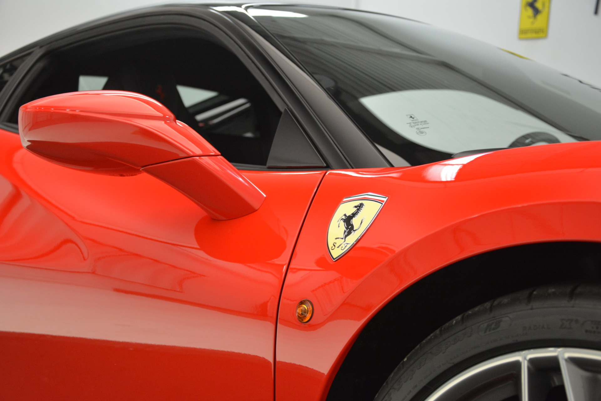 Used 2018 Ferrari 488 GTB  For Sale In Greenwich, CT 3288_p14