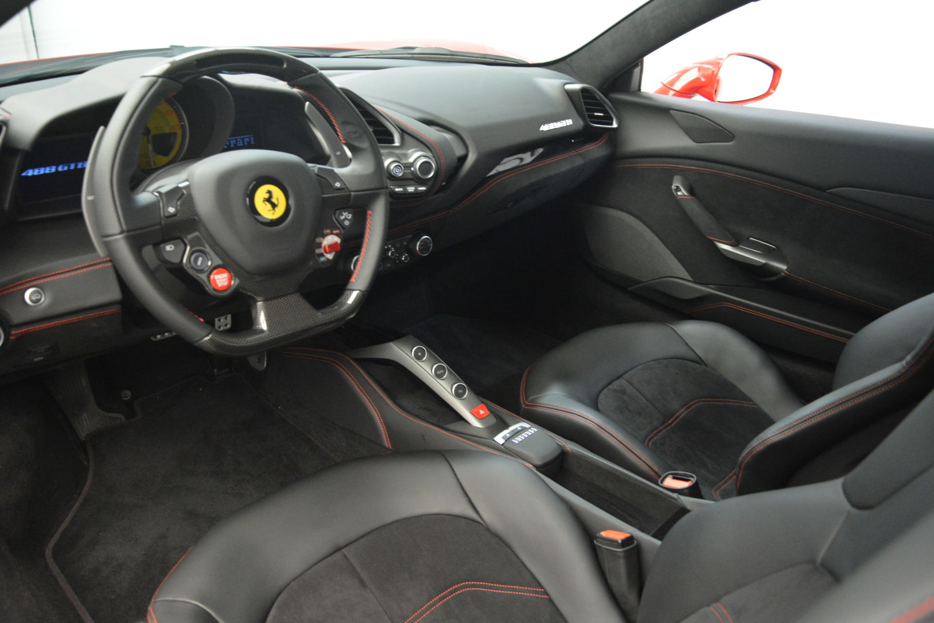 Used 2018 Ferrari 488 GTB  For Sale In Greenwich, CT 3288_p15