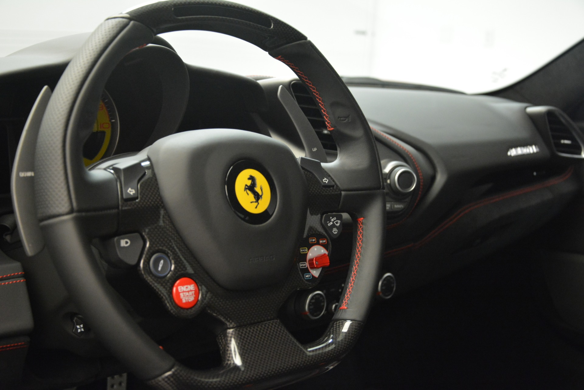 Used 2018 Ferrari 488 GTB  For Sale In Greenwich, CT 3288_p22