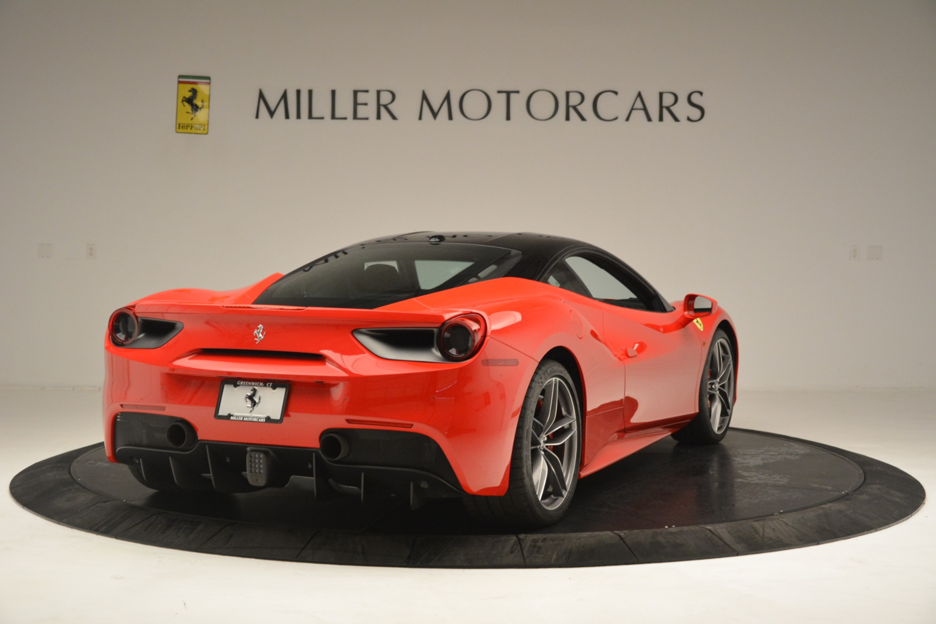 Used 2018 Ferrari 488 GTB  For Sale In Greenwich, CT 3288_p7