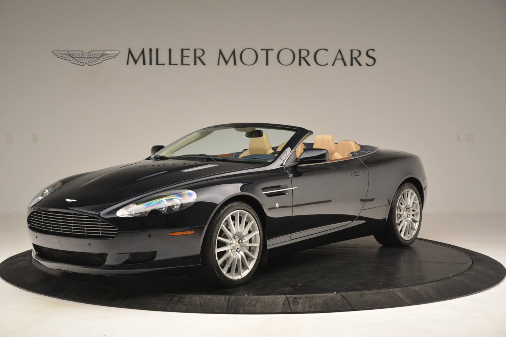 Used 2007 Aston Martin DB9 Convertible For Sale In Greenwich, CT